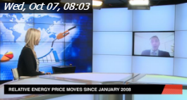 "Watch   Thierry Bros on dukascopy.com: ""Price moves in the energy sector"", 7 October 2015"