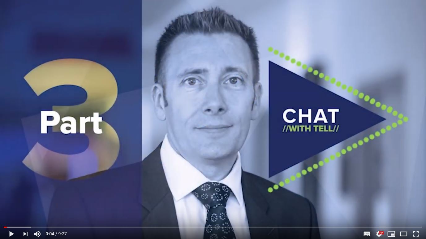 "Watch   ""CHAT with TELL 