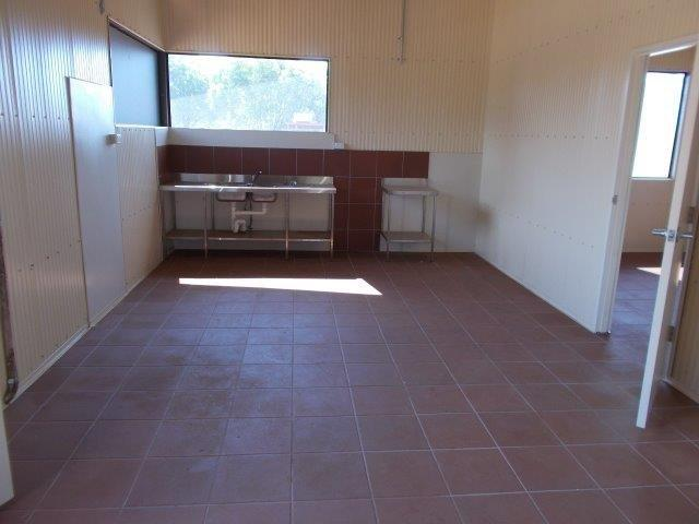 A refurbished kitchen