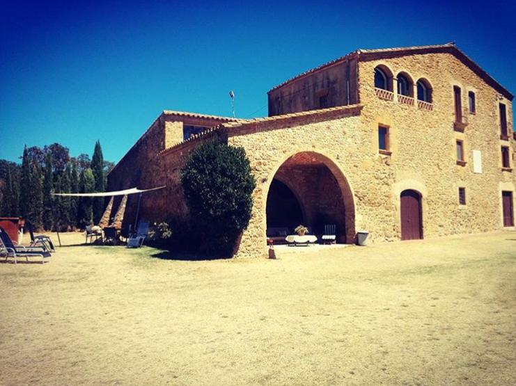 Villa and accommodation Gerona