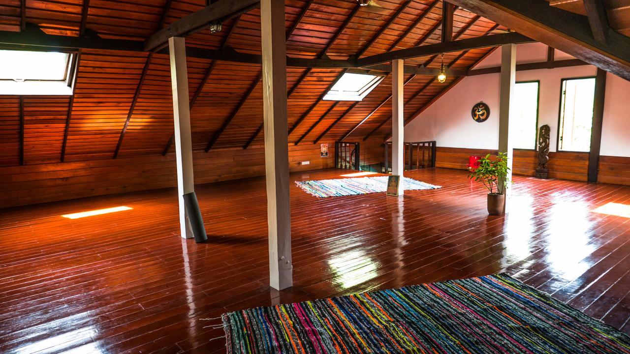 Yoga Shala Thailand Yoga and Pilates Retreat.