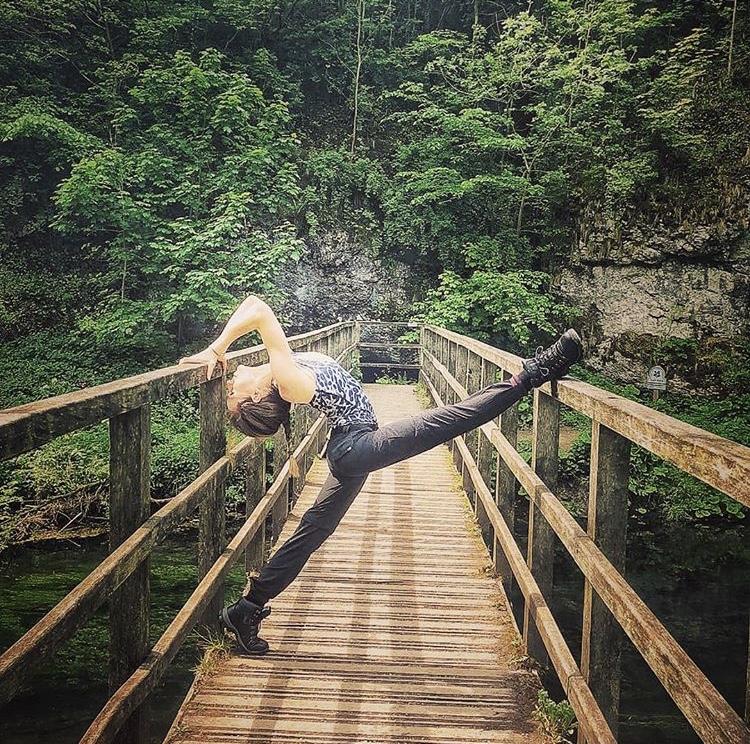 Pippa Johnson Yoga Teacher