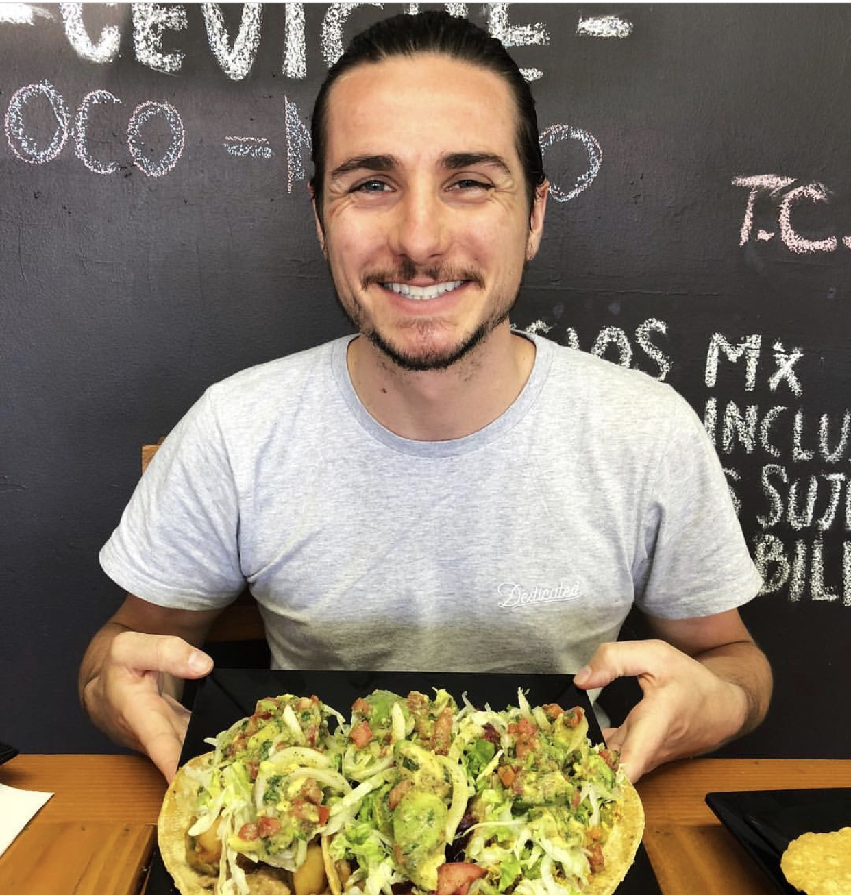 Vegan Chef Blogger Brett Cobbley
