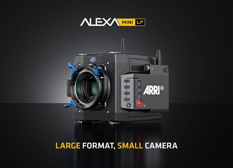 We are very excited to announce the arrival of the Alexa Mini LF.   -