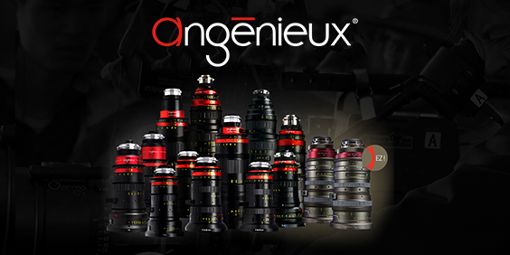 We can proudly announce that Visual Impact is the new reseller for Angenieux Lenses -