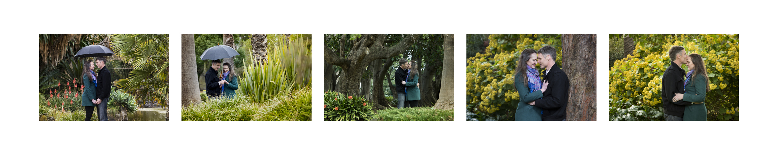 Bonnie and Clem, A very special place for their pre wedding shoot, Williamstown