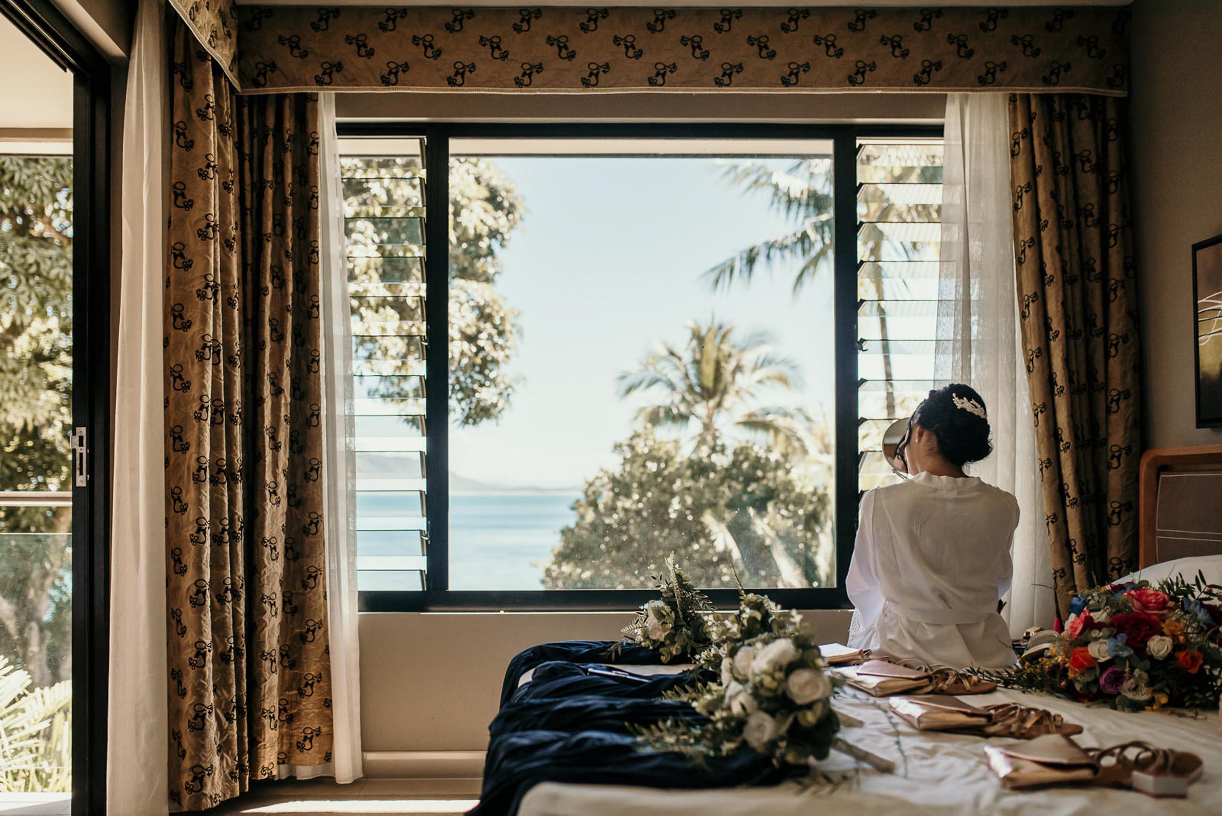The Raw Photographer - Cairns Wedding Photographer - Fitzroy Island - Destination Wedding - Bride Dress - Groom Portrait - Queensland-6.jpg