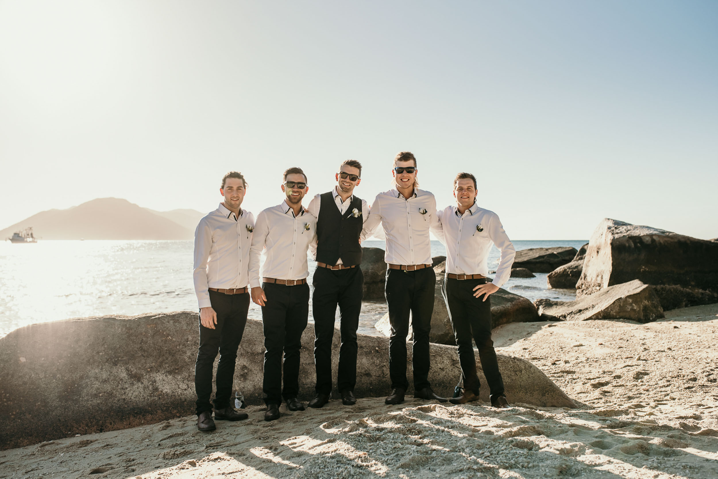 The Raw Photographer - Cairns Wedding Photographer - Fitzroy Island - Destination Wedding - Bride Dress - Groom Portrait - Queensland-27.jpg