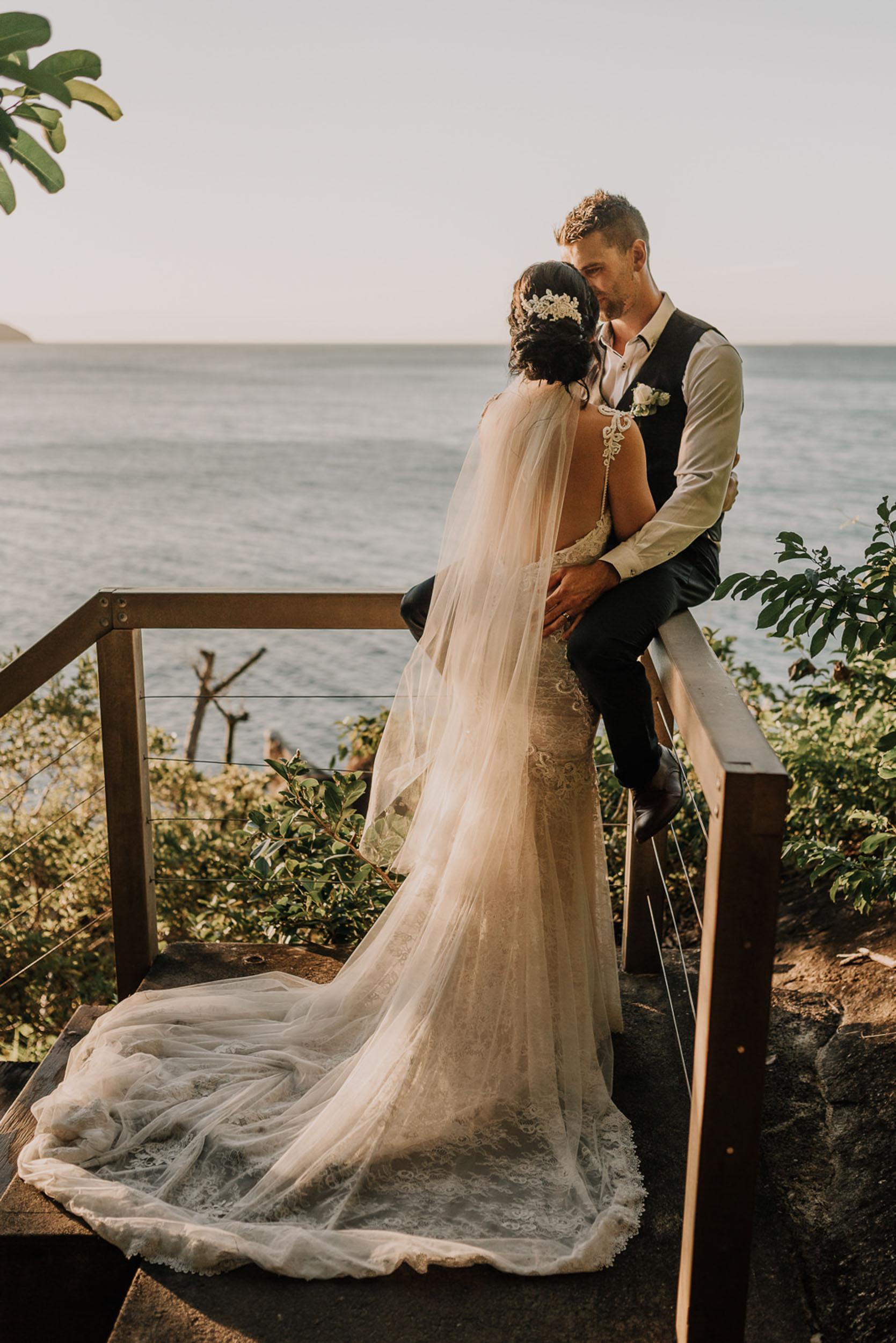The Raw Photographer - Cairns Wedding Photographer - Fitzroy Island - Destination Wedding - Bride Dress - Groom Portrait - Queensland-32.jpg