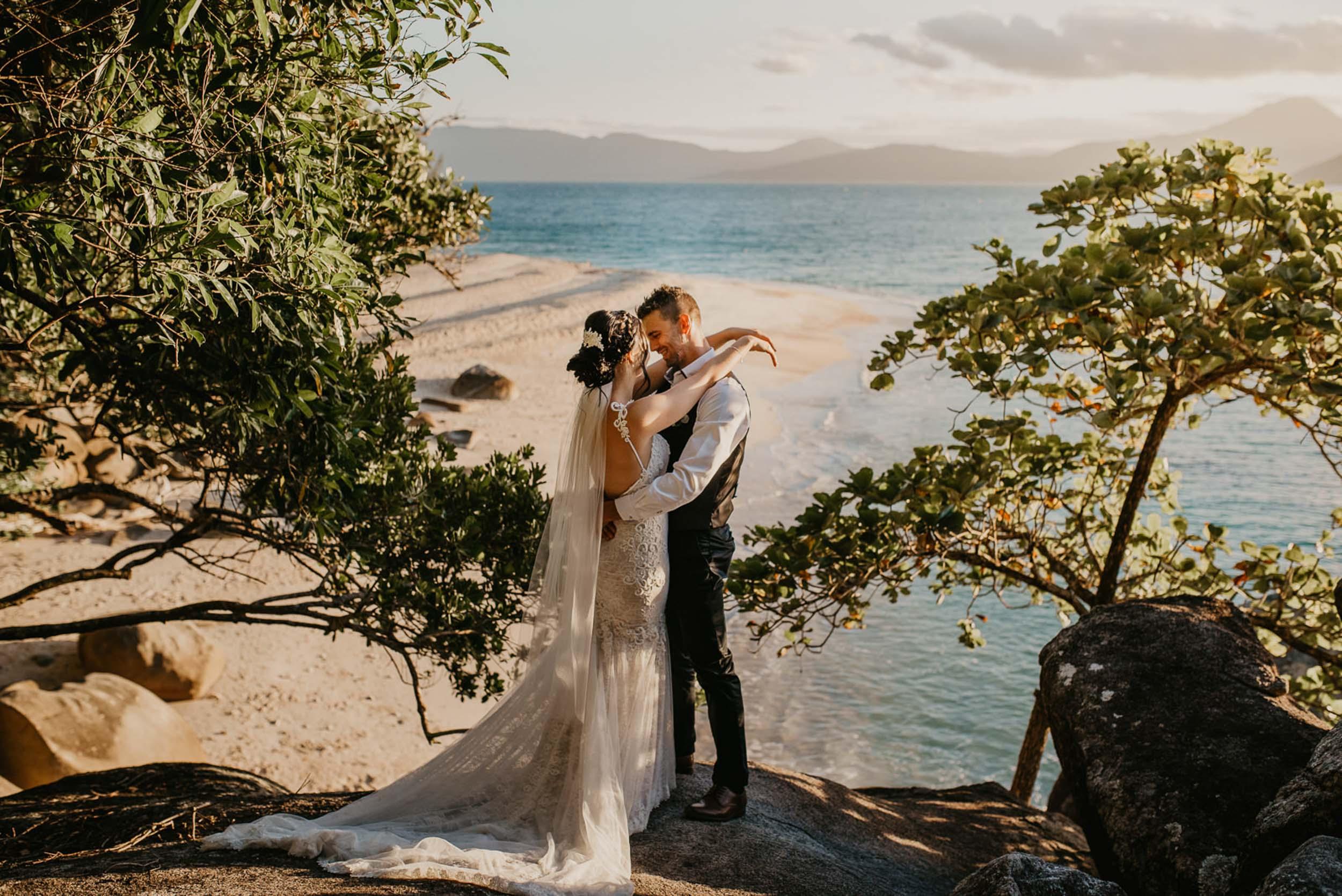 The Raw Photographer - Cairns Wedding Photographer - Fitzroy Island - Destination Wedding - Bride Dress - Groom Portrait - Queensland-33.jpg