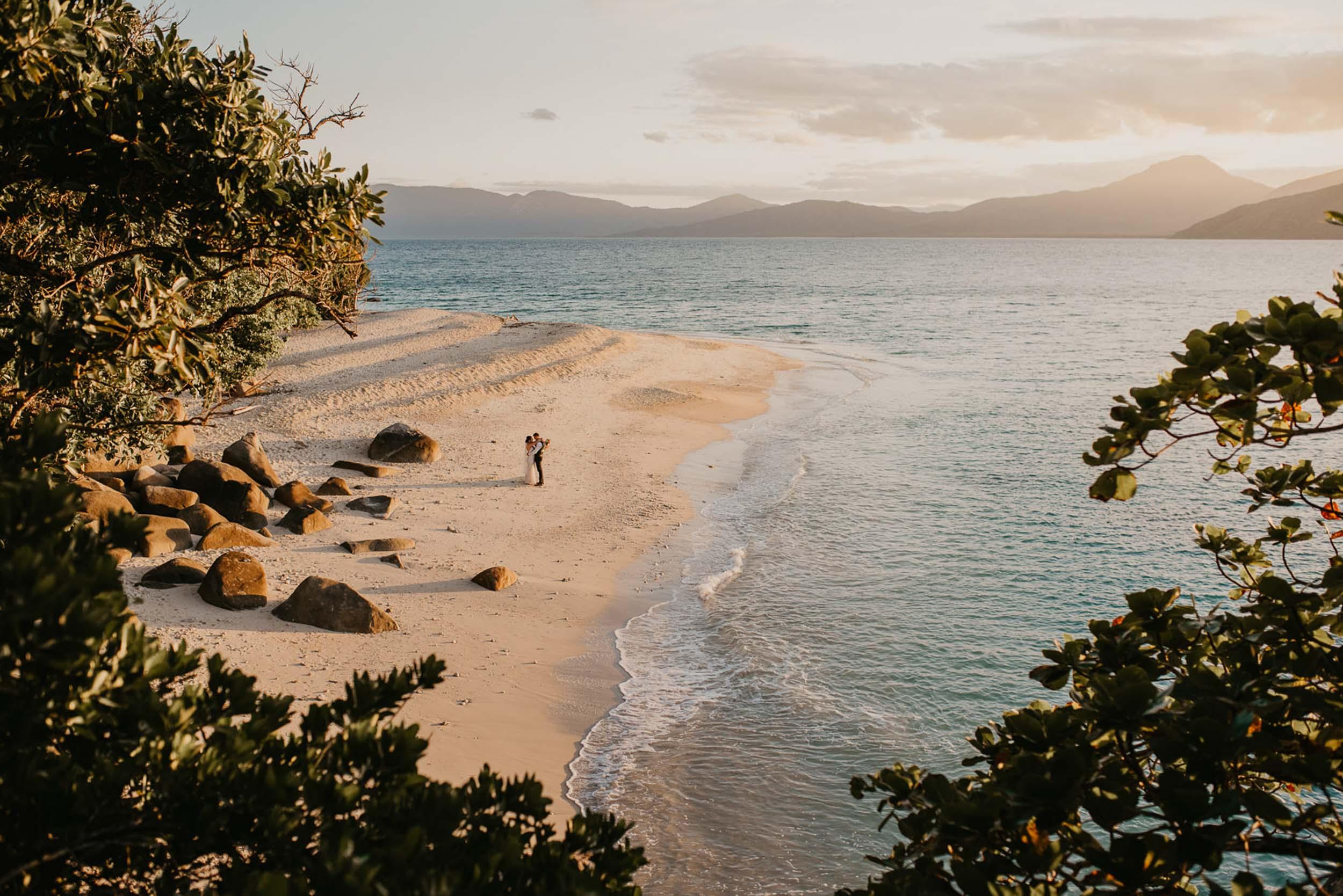 The Raw Photographer - Cairns Wedding Photographer - Fitzroy Island - Destination Wedding - Bride Dress - Groom Portrait - Queensland-36.jpg