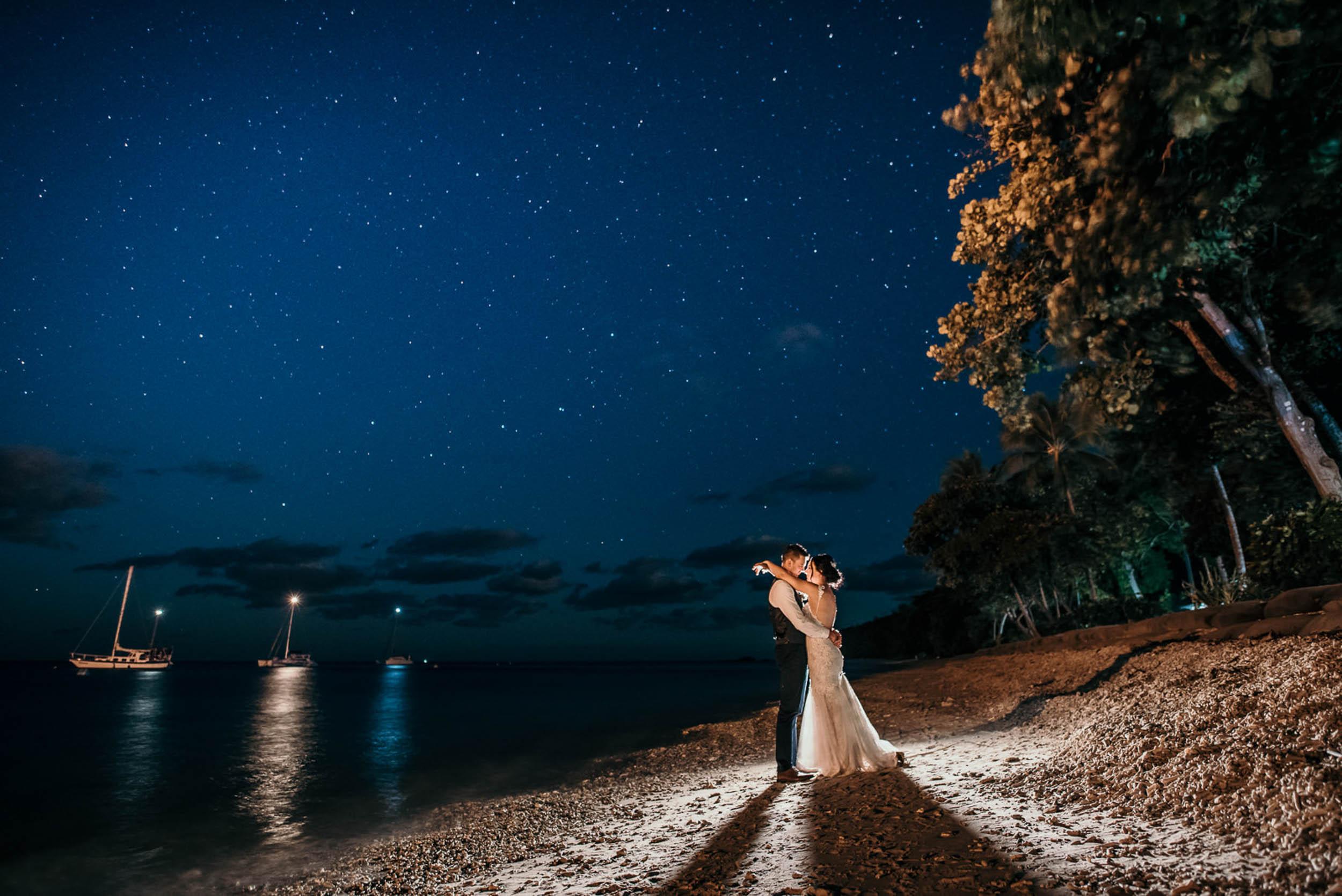 The Raw Photographer - Cairns Wedding Photographer - Fitzroy Island - Destination Wedding - Bride Dress - Groom Portrait - Queensland-50.jpg