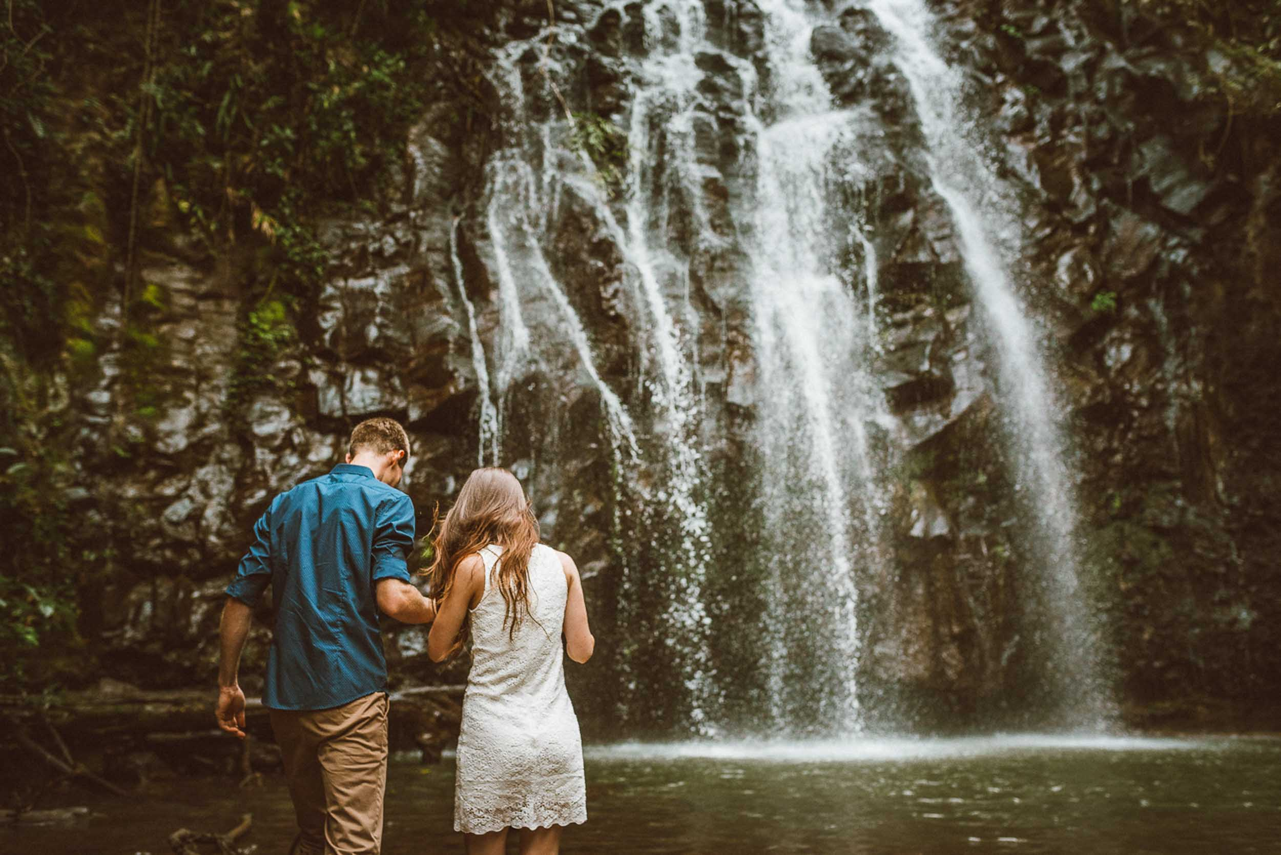 The Raw Photographer - Wedding Photographer - Tablelands Mareeba Atherton Engagement- Couple Session Photos in Cairns - Engaged Price - Rainforest Waterfall Queensland - photoshoot-20.jpg