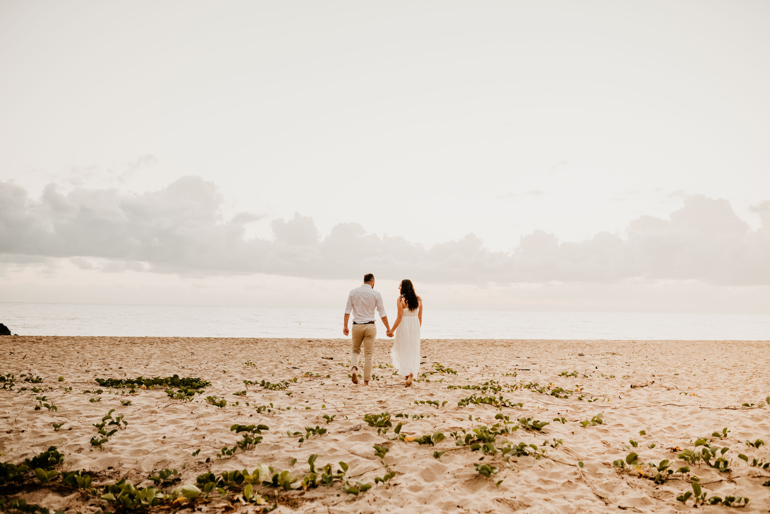 The Raw Photographer - Cairns Wedding Photographer - Engaged Engagement - Beach location - Candid Photography Queensland-1.jpg