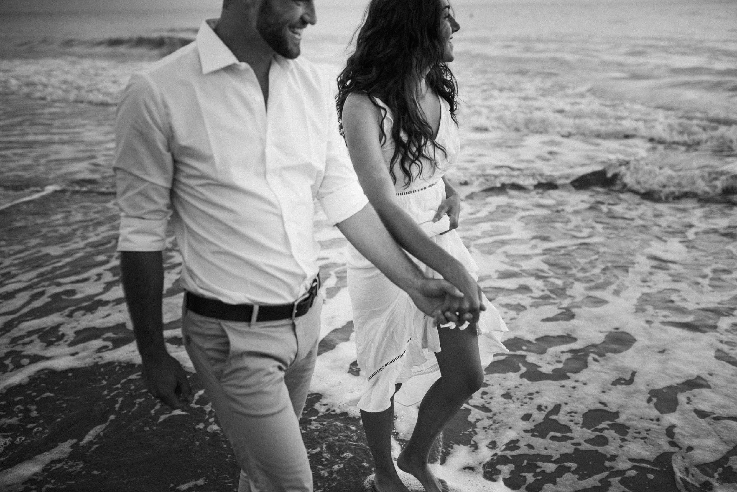The Raw Photographer - Cairns Wedding Photographer - Engaged Engagement - Beach location - Candid Photography Queensland-4.jpg