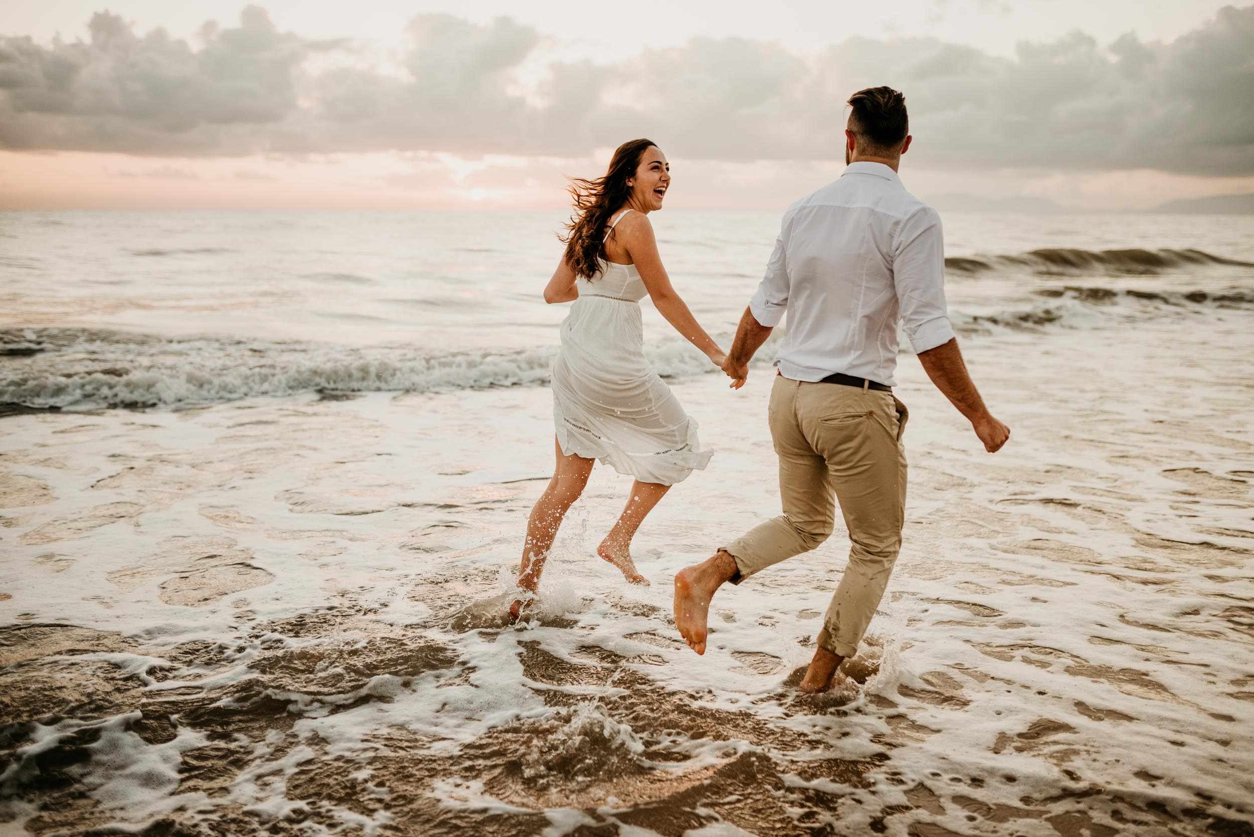 The Raw Photographer - Cairns Wedding Photographer - Engaged Engagement - Beach location - Candid Photography Queensland-8.jpg