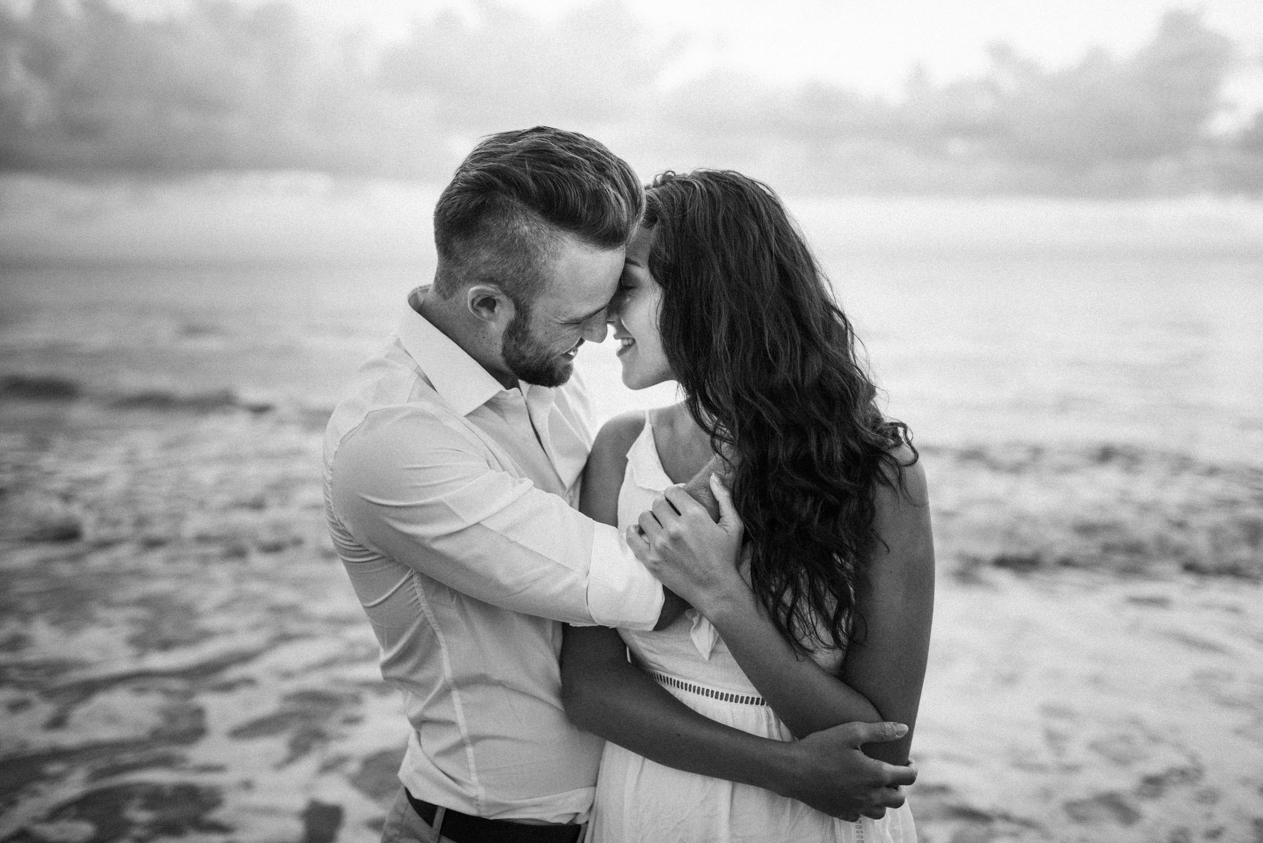 The Raw Photographer - Cairns Wedding Photographer - Engaged Engagement - Beach location - Candid Photography Queensland-10.jpg