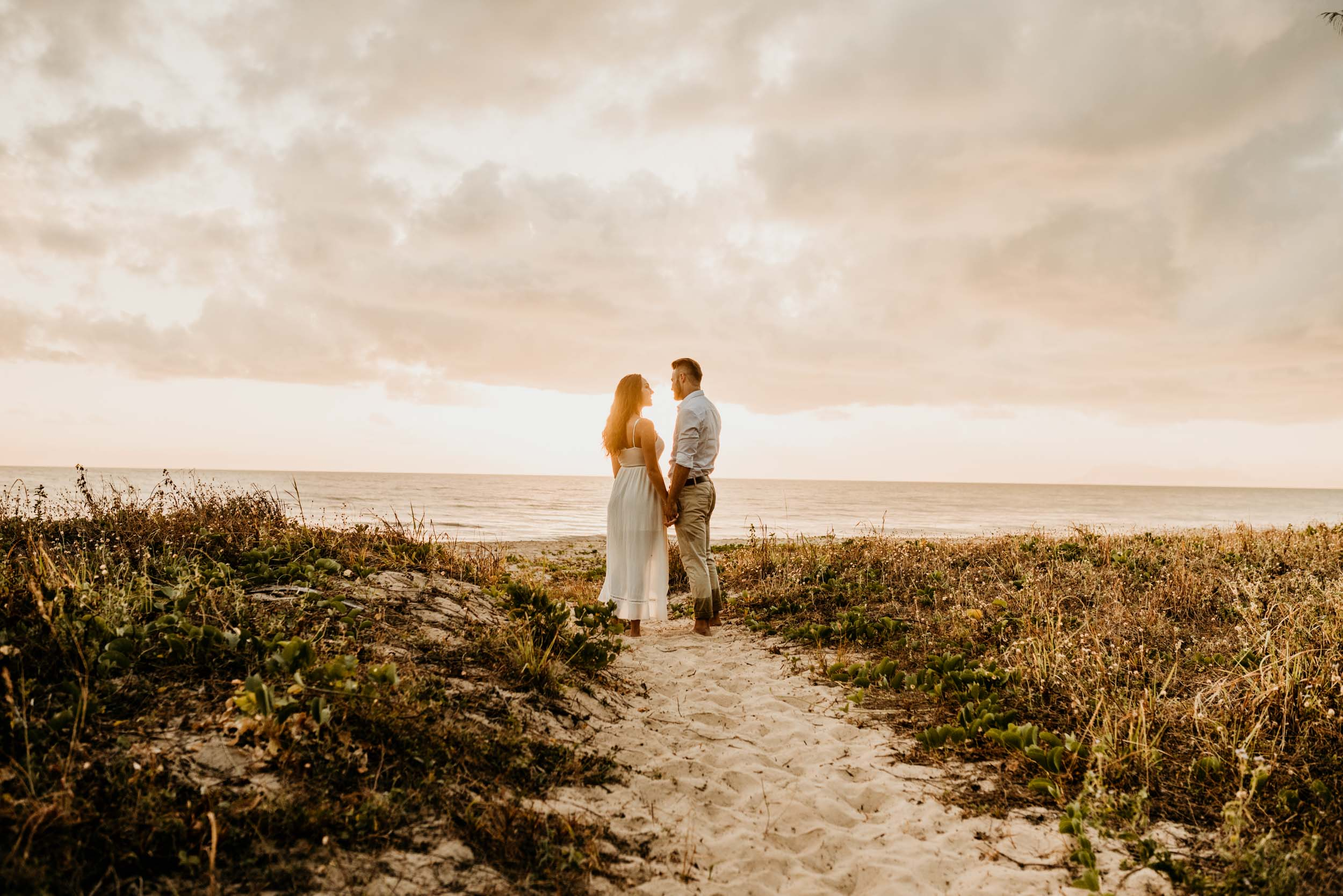 The Raw Photographer - Cairns Wedding Photographer - Engaged Engagement - Beach location - Candid Photography Queensland-25.jpg