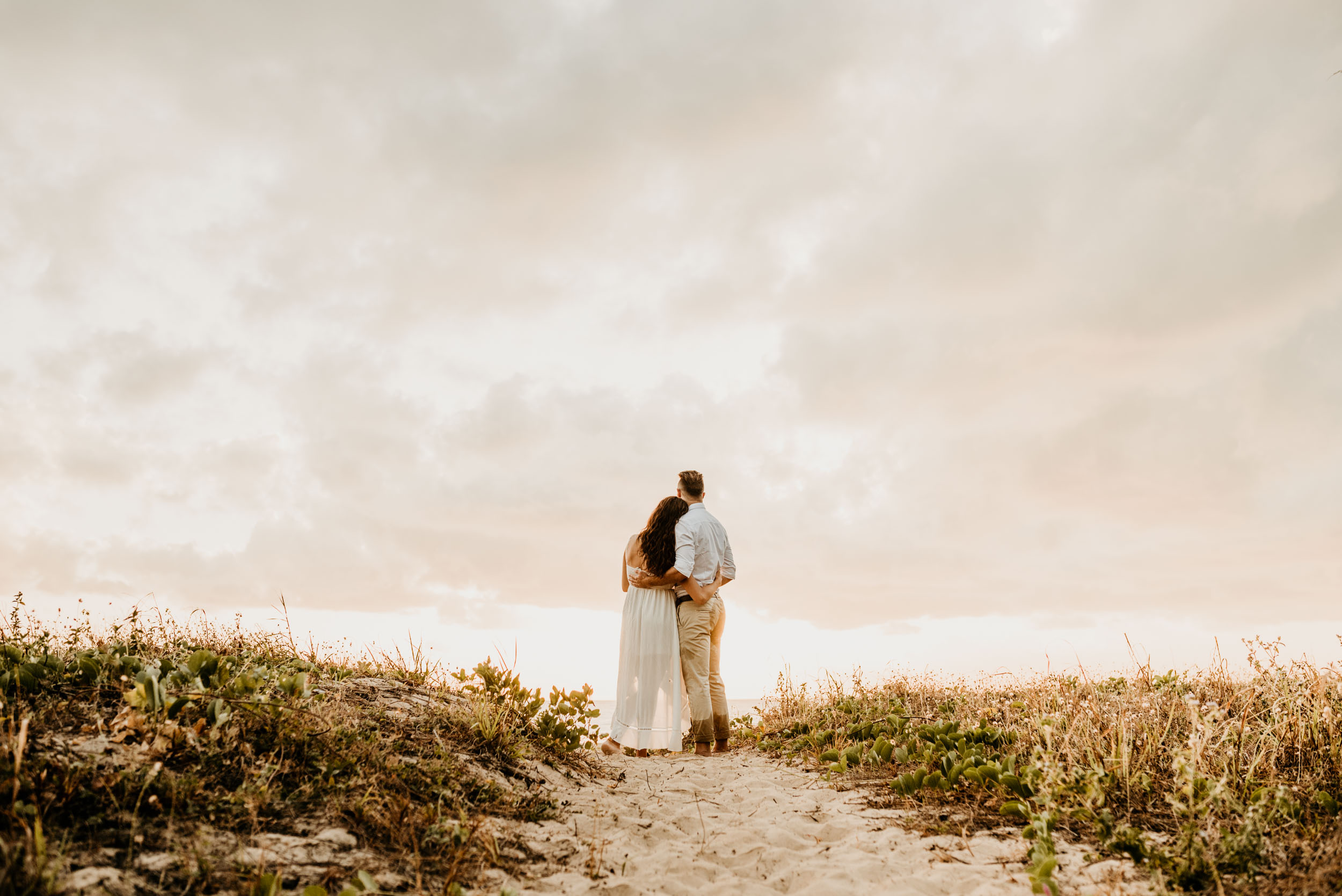 The Raw Photographer - Cairns Wedding Photographer - Engaged Engagement - Beach location - Candid Photography Queensland-26.jpg