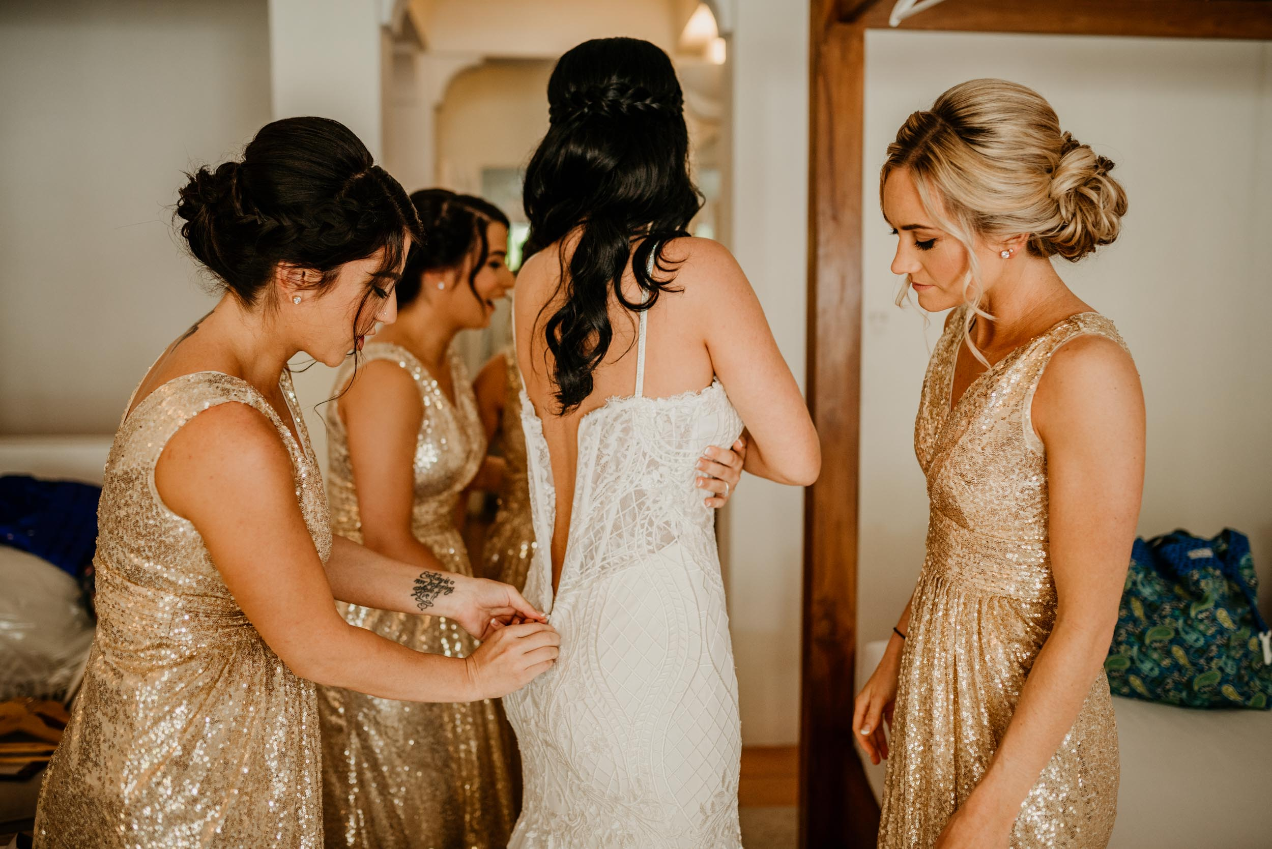 The Raw Photographer - Cairns Wedding Photographer - Beach Palm Cove Ceremony - Dress Irene Costa's Devine Bridal - Queensland-20.jpg