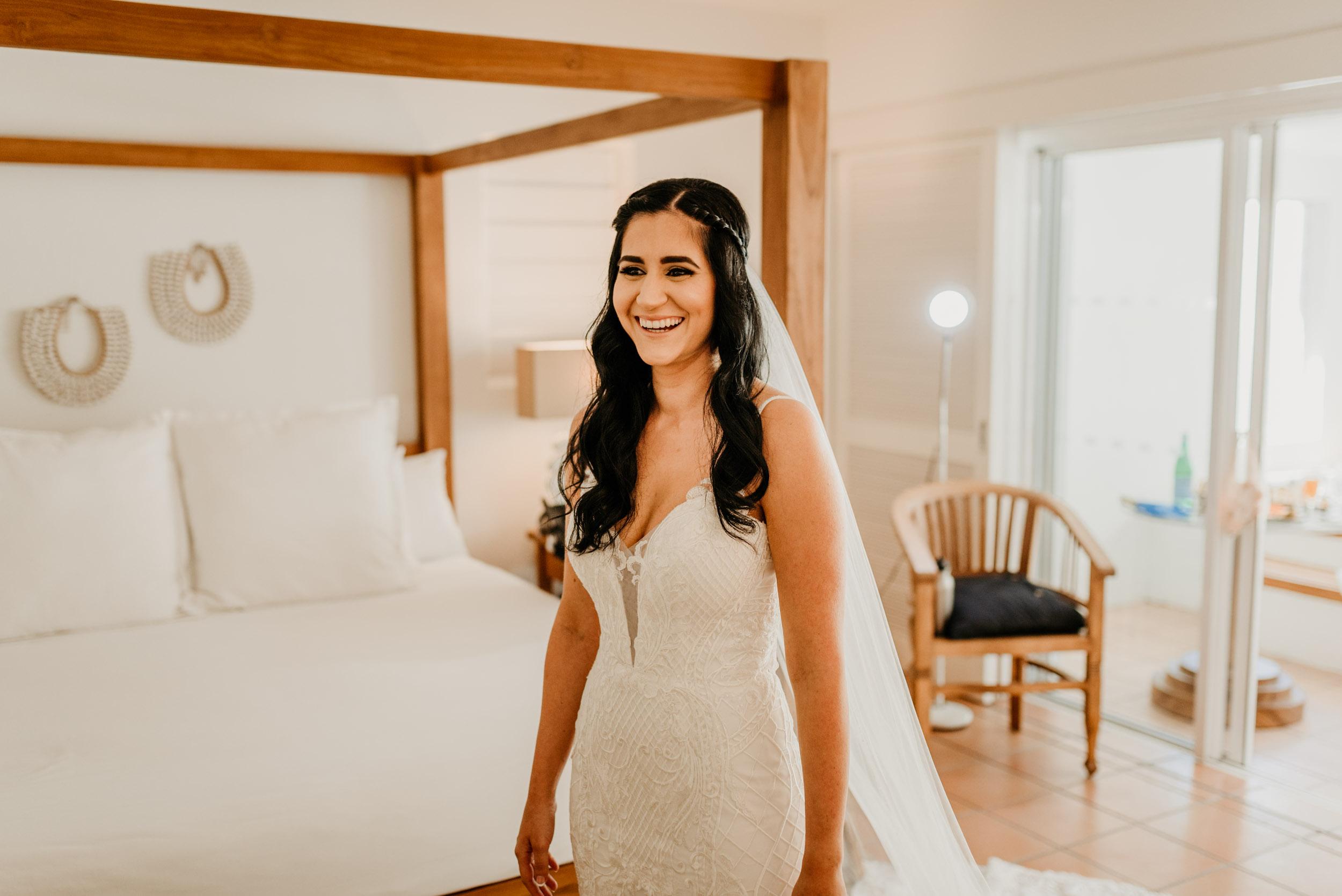 The Raw Photographer - Cairns Wedding Photographer - Beach Palm Cove Ceremony - Dress Irene Costa's Devine Bridal - Queensland-23.jpg