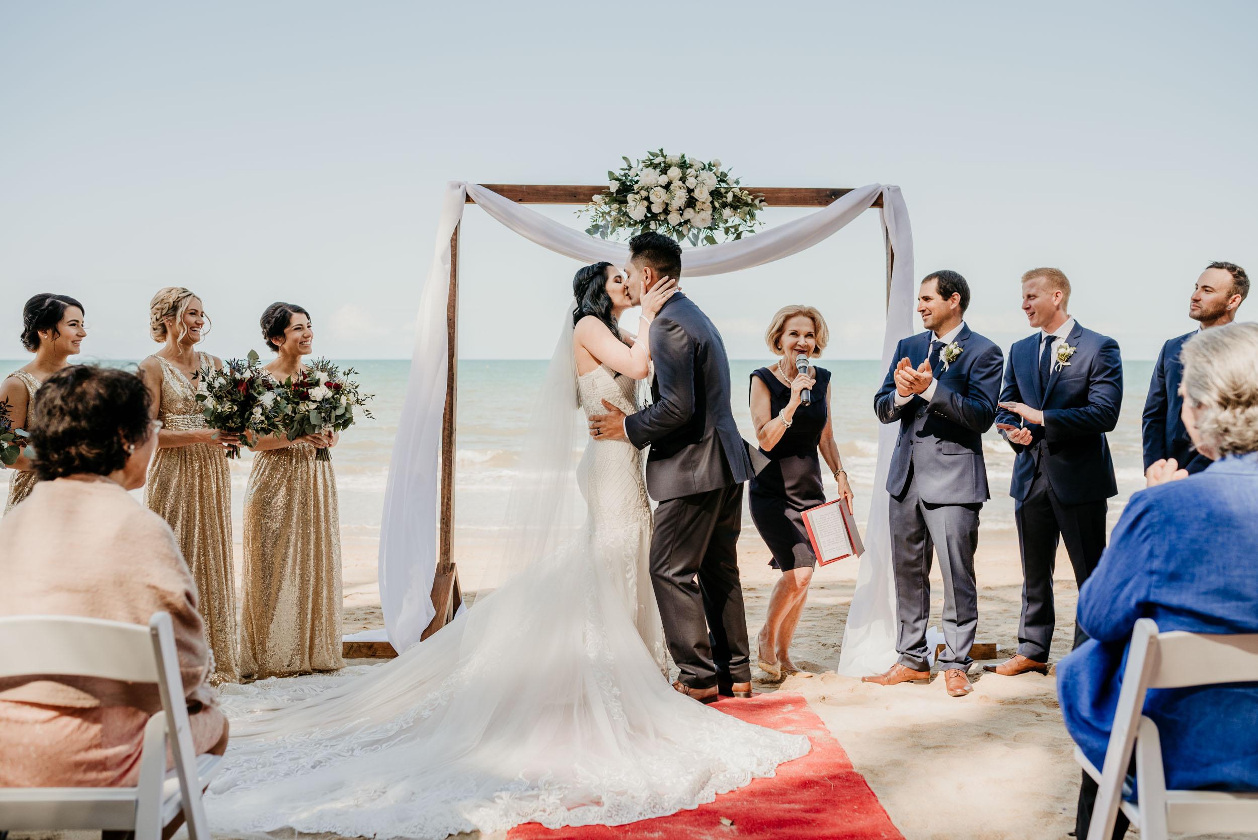The Raw Photographer - Cairns Wedding Photographer - Beach Palm Cove Ceremony - Dress Irene Costa's Devine Bridal - Queensland-35.jpg