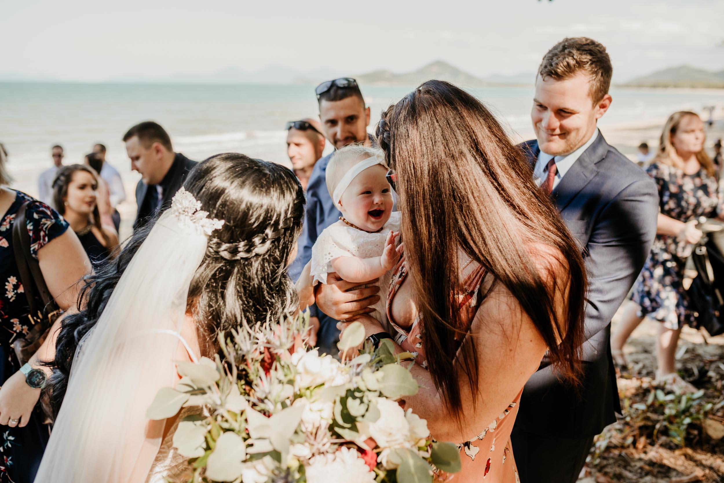 The Raw Photographer - Cairns Wedding Photographer - Beach Palm Cove Ceremony - Dress Irene Costa's Devine Bridal - Queensland-36.jpg