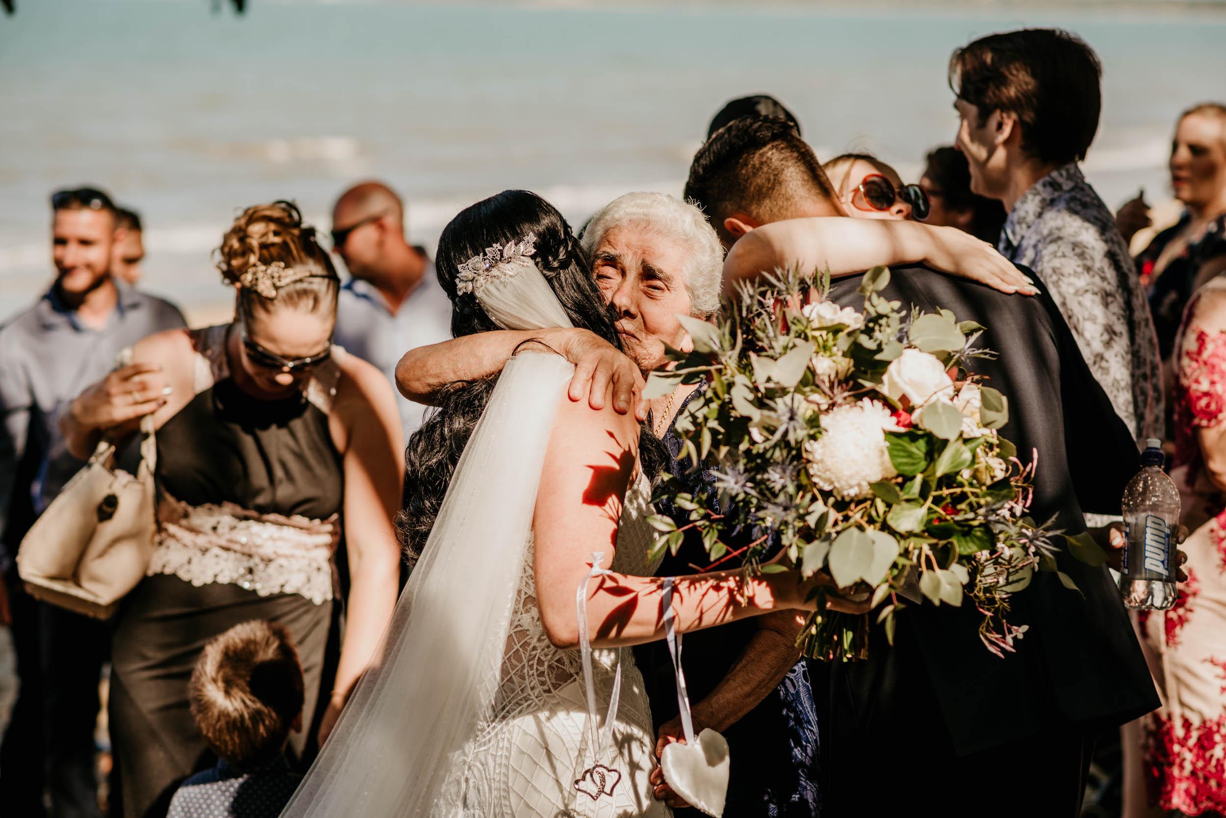 The Raw Photographer - Cairns Wedding Photographer - Beach Palm Cove Ceremony - Dress Irene Costa's Devine Bridal - Queensland-38.jpg