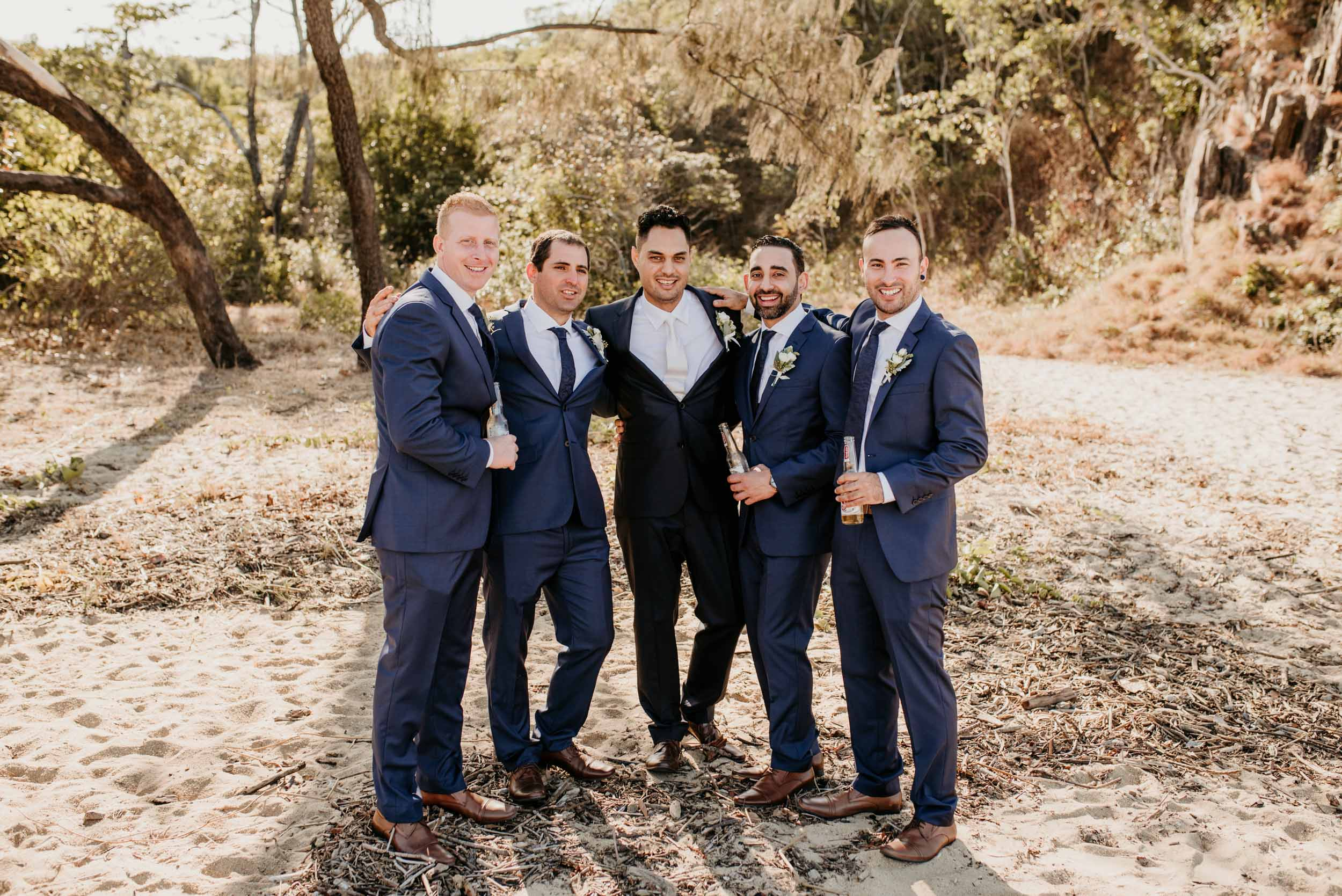 The Raw Photographer - Cairns Wedding Photographer - Beach Palm Cove Ceremony - Dress Irene Costa's Devine Bridal - Queensland-41.jpg