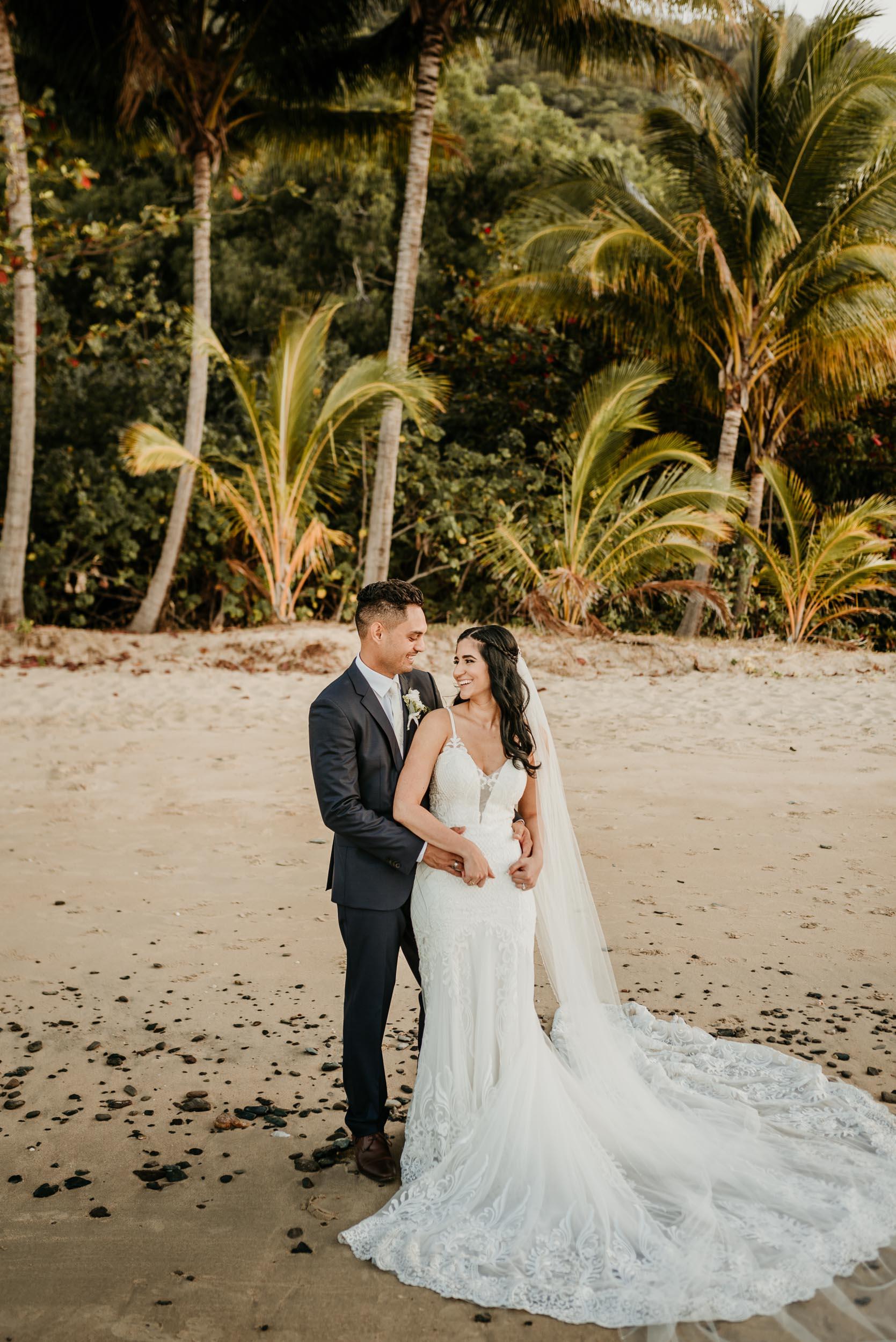The Raw Photographer - Cairns Wedding Photographer - Beach Palm Cove Ceremony - Dress Irene Costa's Devine Bridal - Queensland-54.jpg