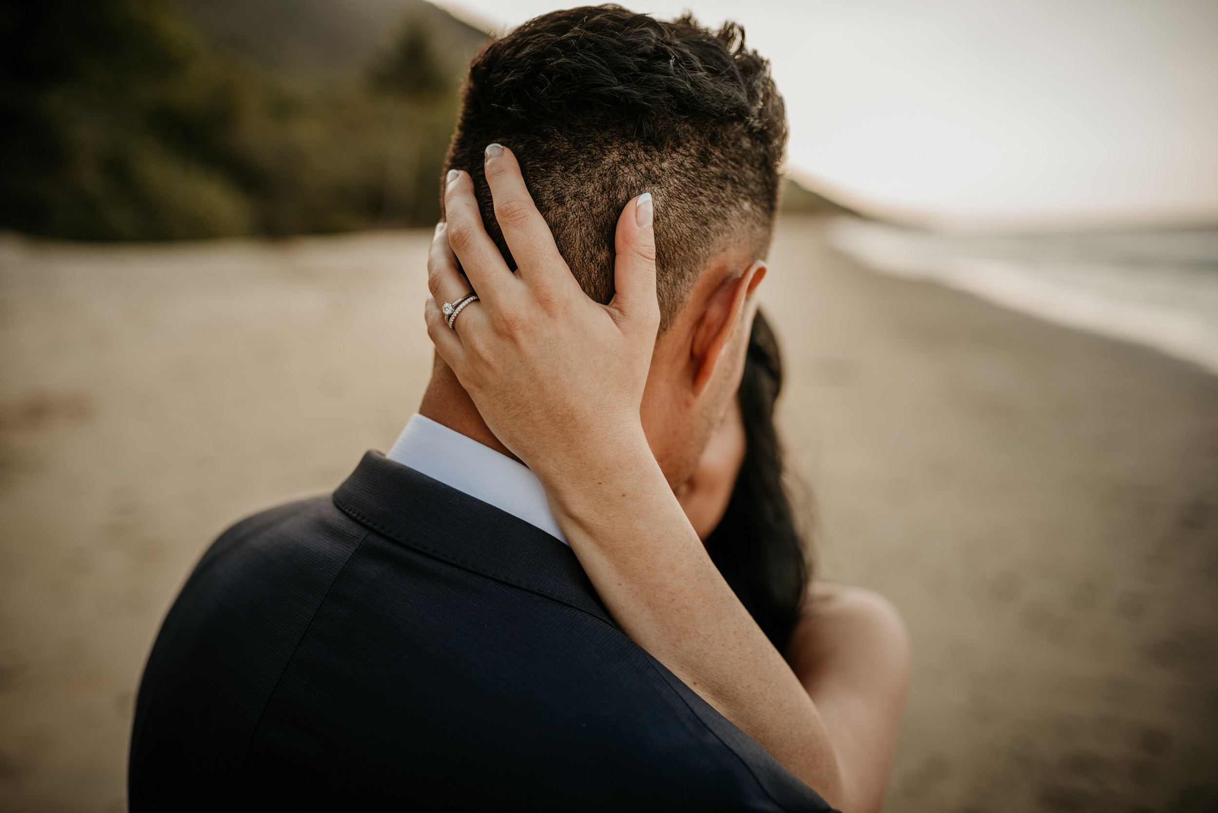 The Raw Photographer - Cairns Wedding Photographer - Beach Palm Cove Ceremony - Dress Irene Costa's Devine Bridal - Queensland-55.jpg