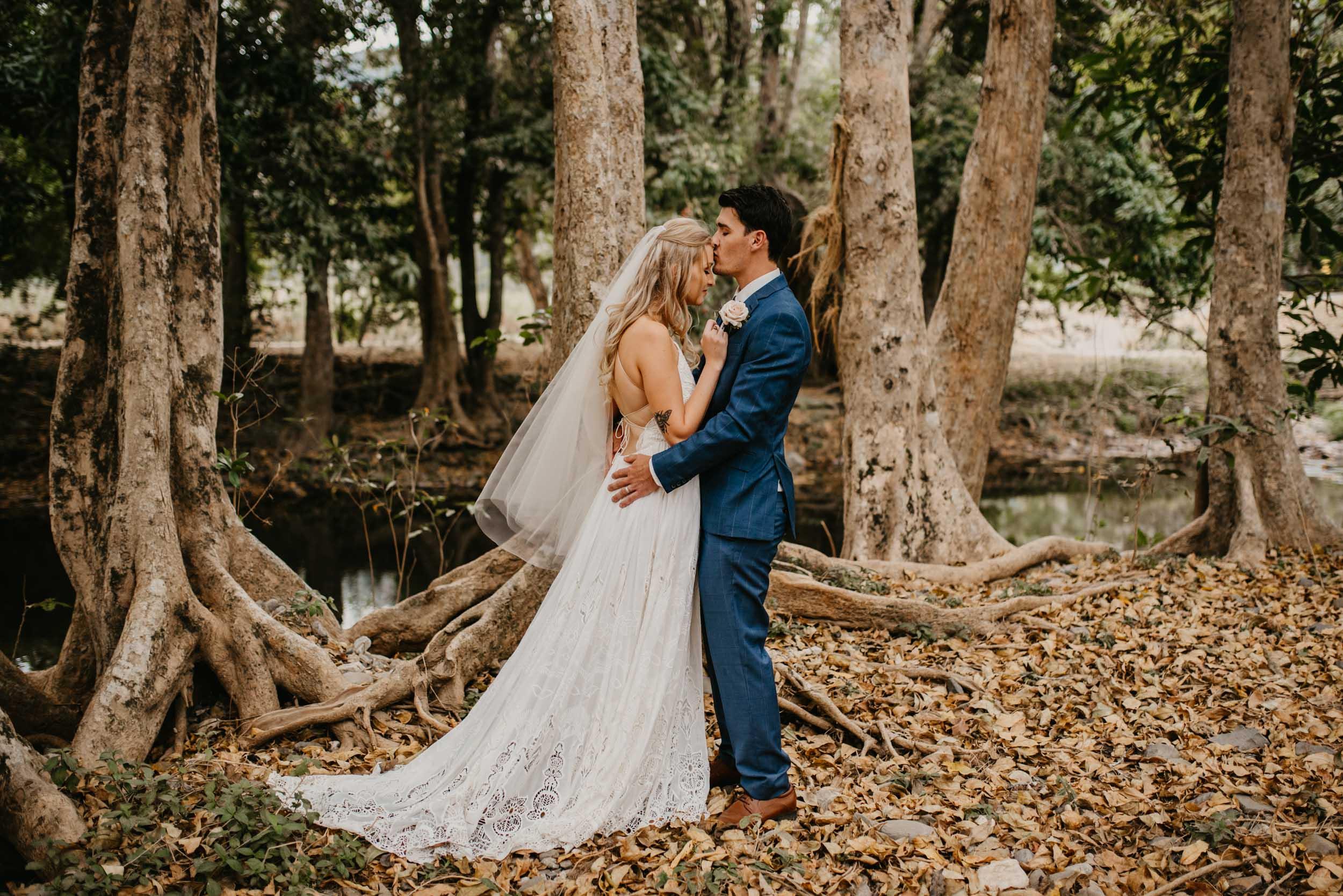 The Raw Photographer - Cairns Wedding Photographer - Laloli - Cairns Garden Wedding - Wedding Dress-56.jpg