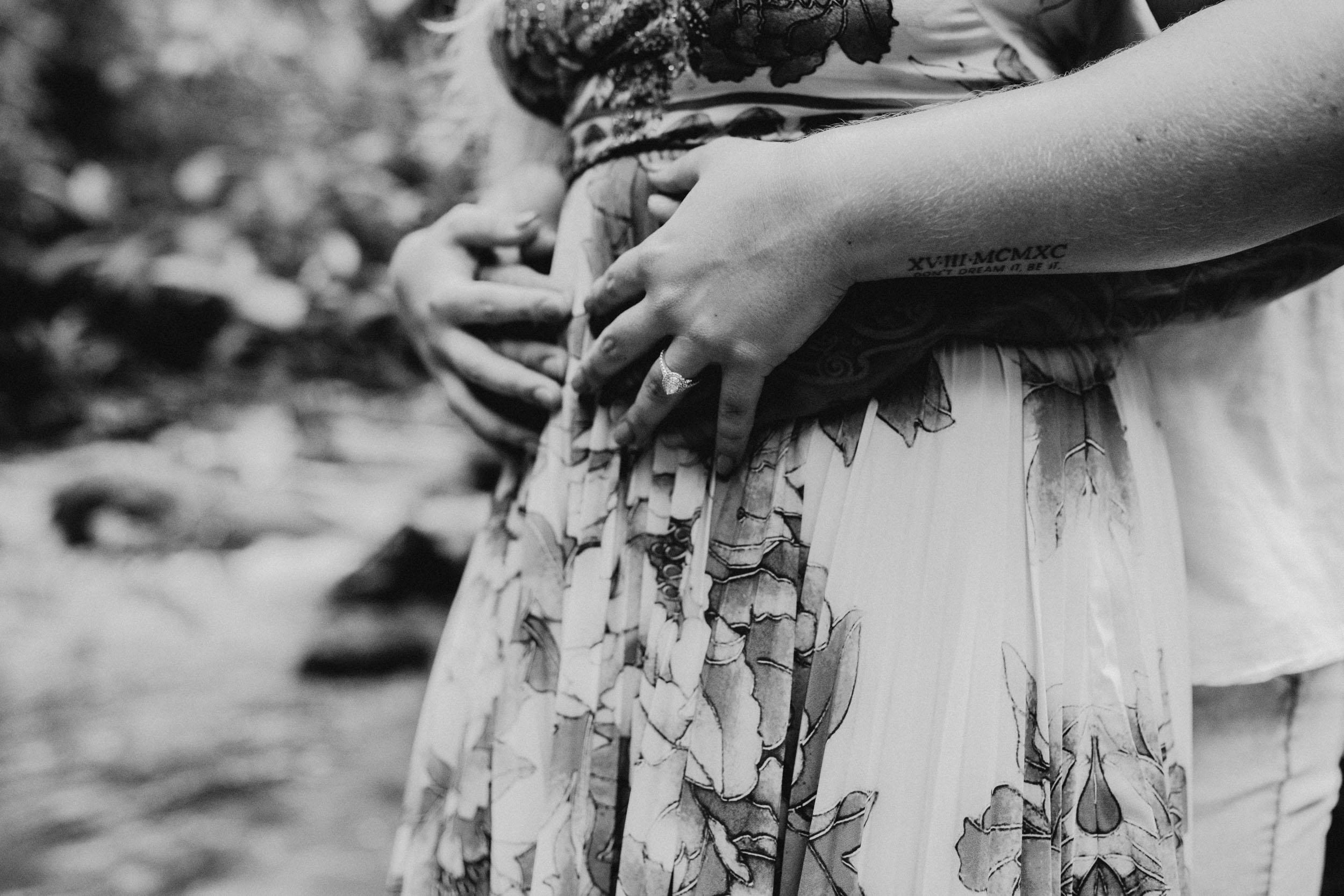 The Raw Photographer - Cairns Wedding Photographer - Rainforest engagement shoot location - Queensland Photography - candid nature-3.jpg