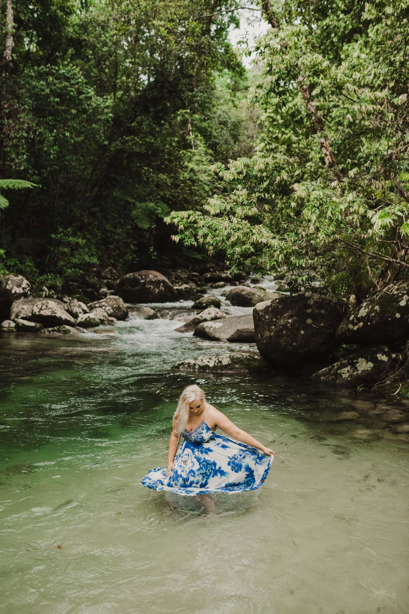 The Raw Photographer - Cairns Wedding Photographer - Rainforest engagement shoot location - Queensland Photography - candid nature-5.jpg
