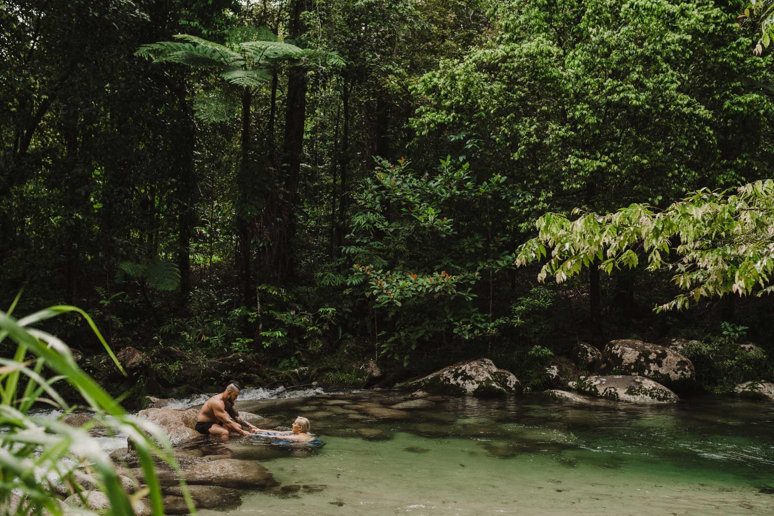 The Raw Photographer - Cairns Wedding Photographer - Rainforest engagement shoot location - Queensland Photography - candid nature-13.jpg