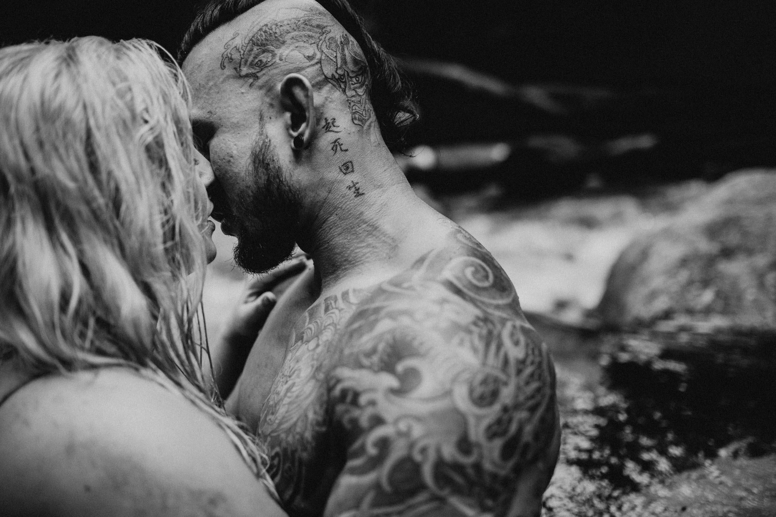 The Raw Photographer - Cairns Wedding Photographer - Rainforest engagement shoot location - Queensland Photography - candid nature-14.jpg