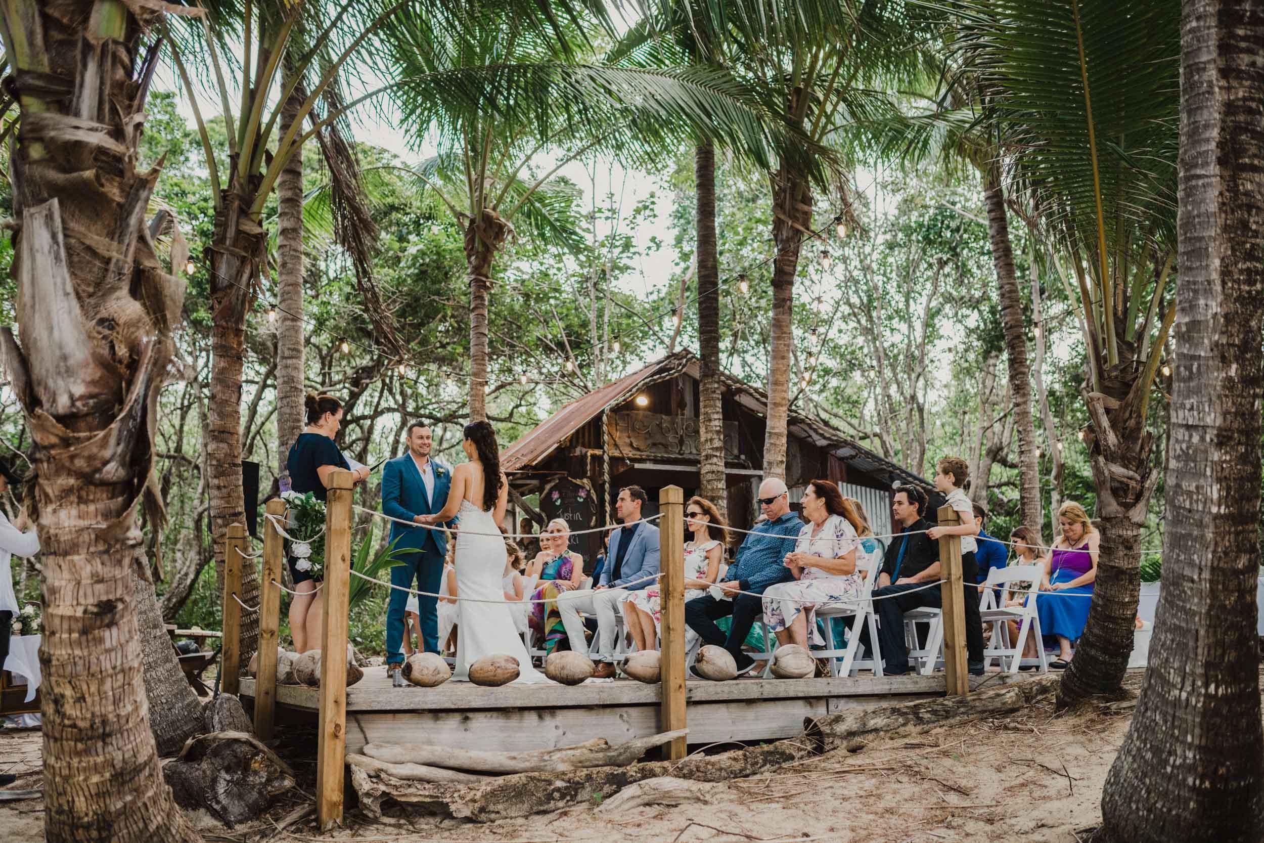 The Raw Photographer - Cairns Wedding Photographer - Thala Beach - Port Douglas Beach Elopement -  Made with love Bridal Dress-8.jpg