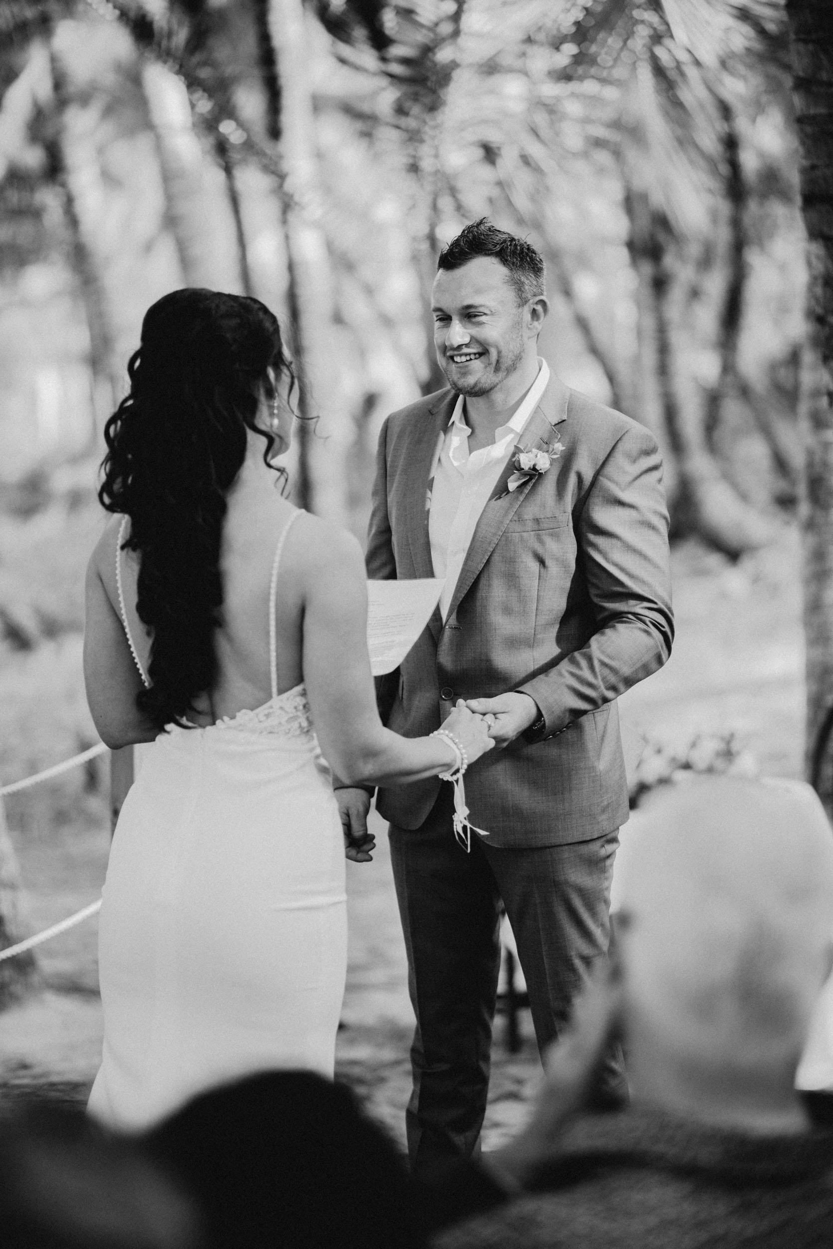 The Raw Photographer - Cairns Wedding Photographer - Thala Beach - Port Douglas Beach Elopement -  Made with love Bridal Dress-10.jpg