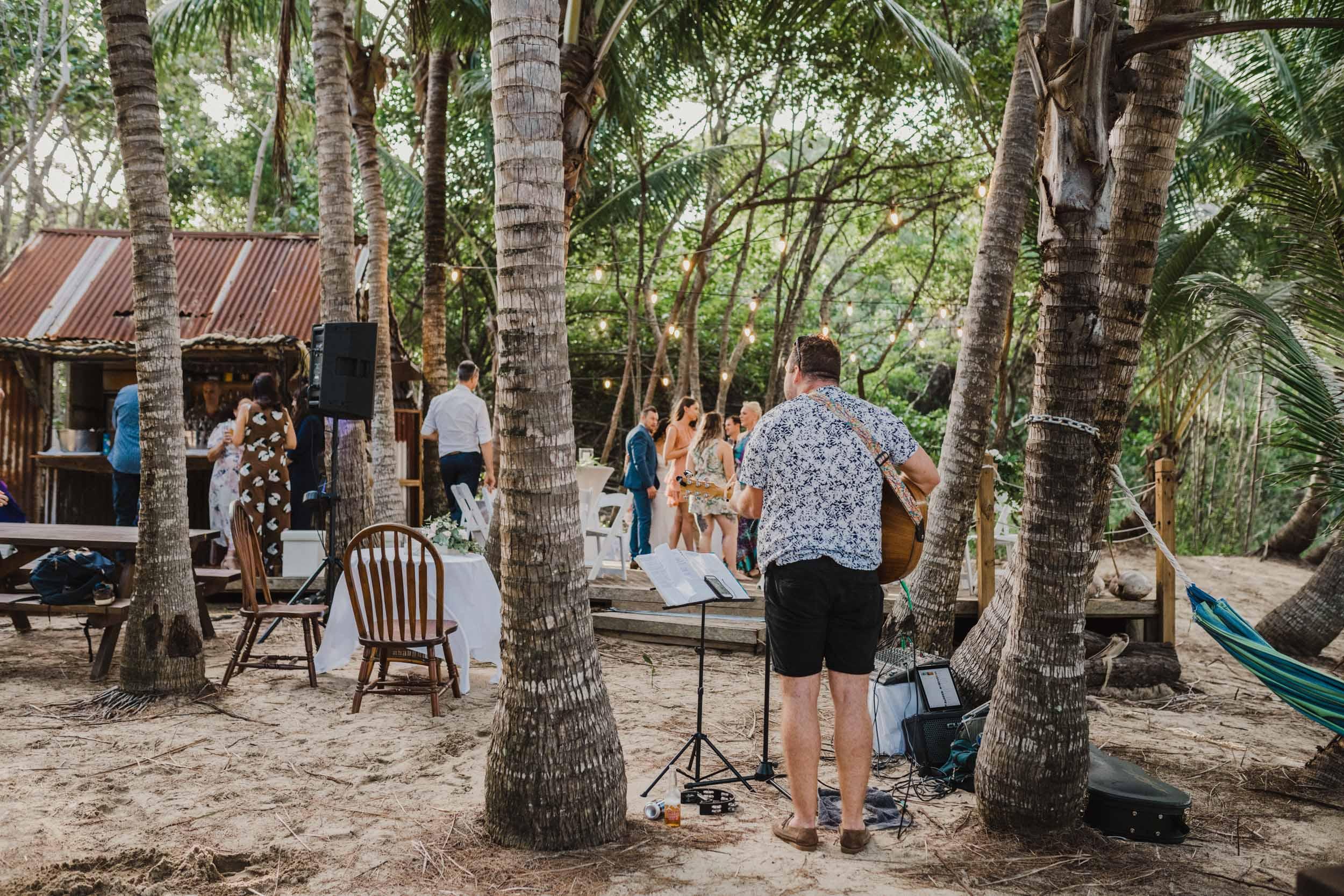 The Raw Photographer - Cairns Wedding Photographer - Thala Beach - Port Douglas Beach Elopement -  Made with love Bridal Dress-24.jpg