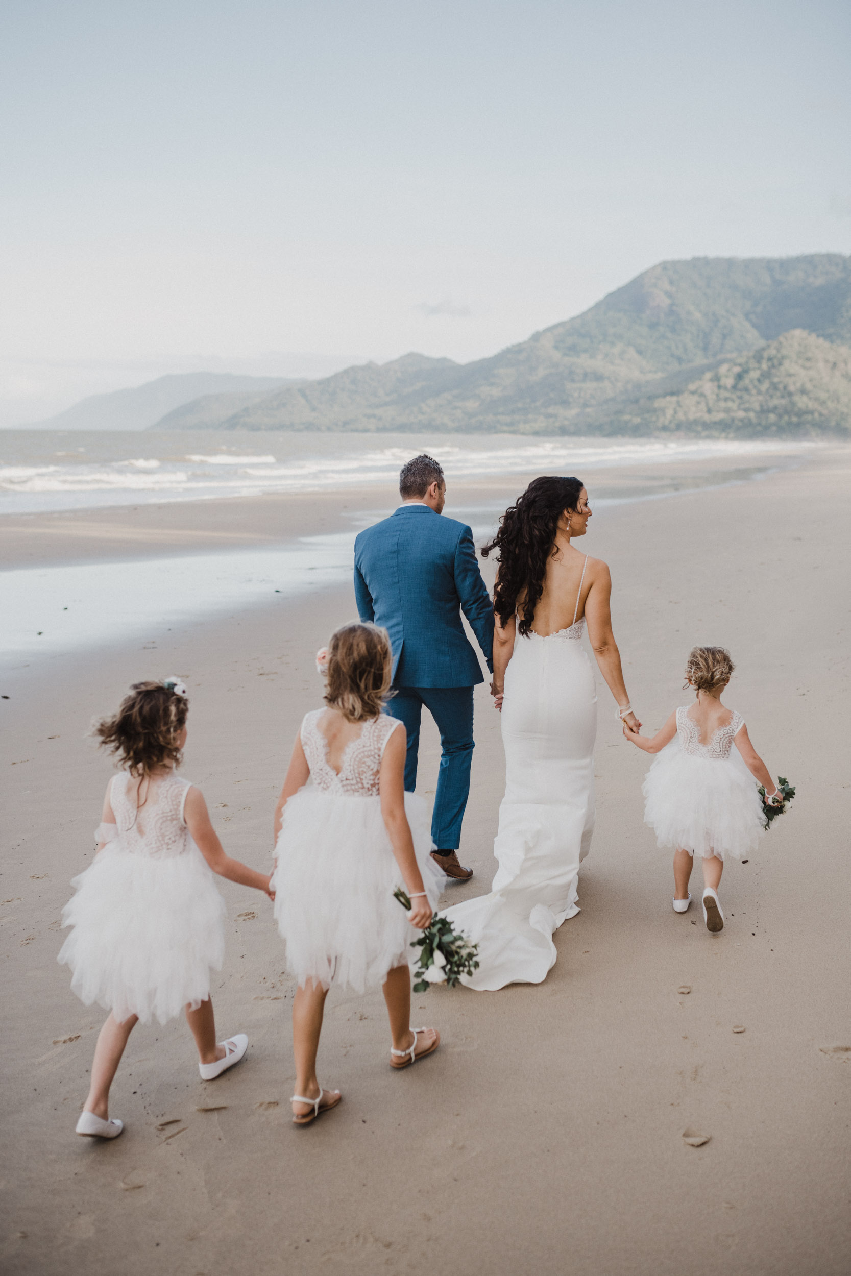 The Raw Photographer - Cairns Wedding Photographer - Thala Beach - Port Douglas Beach Elopement -  Made with love Bridal Dress-26.jpg