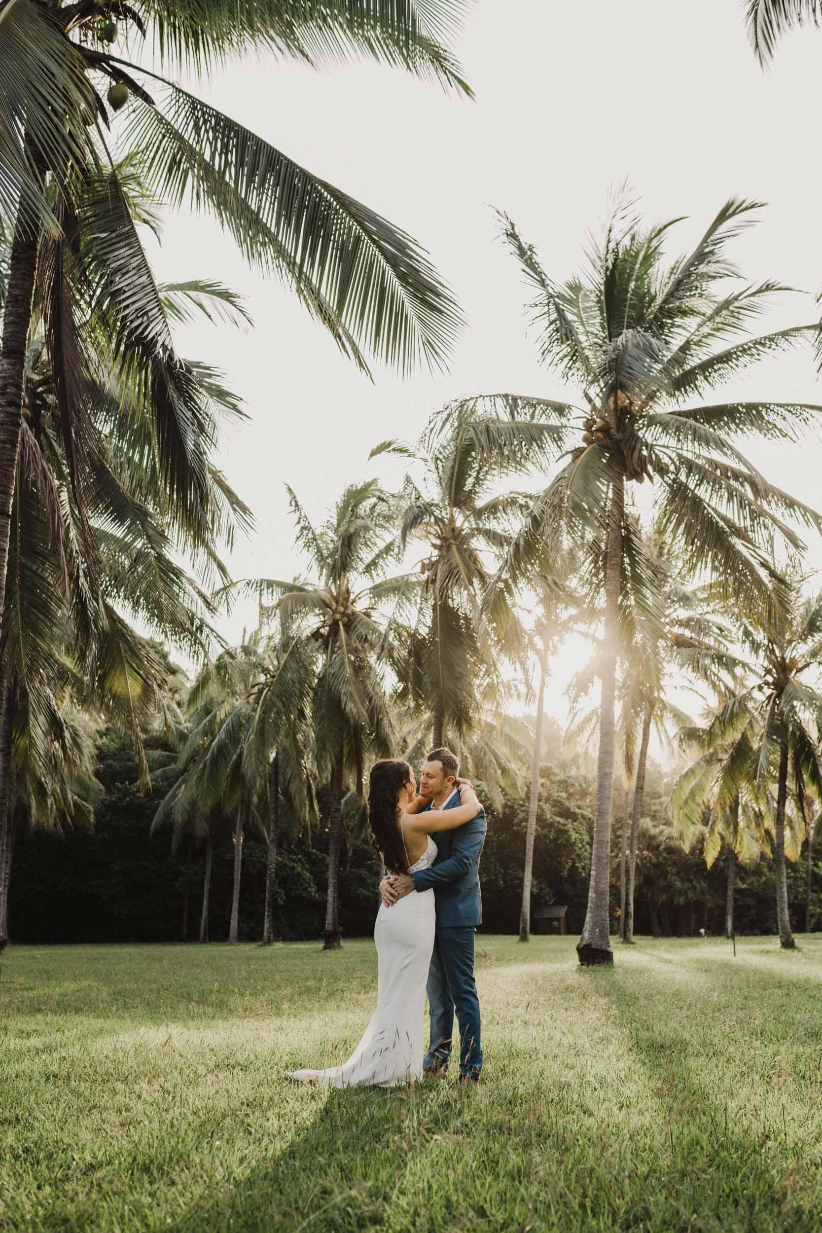 The Raw Photographer - Cairns Wedding Photographer - Thala Beach - Port Douglas Beach Elopement -  Made with love Bridal Dress-32.jpg