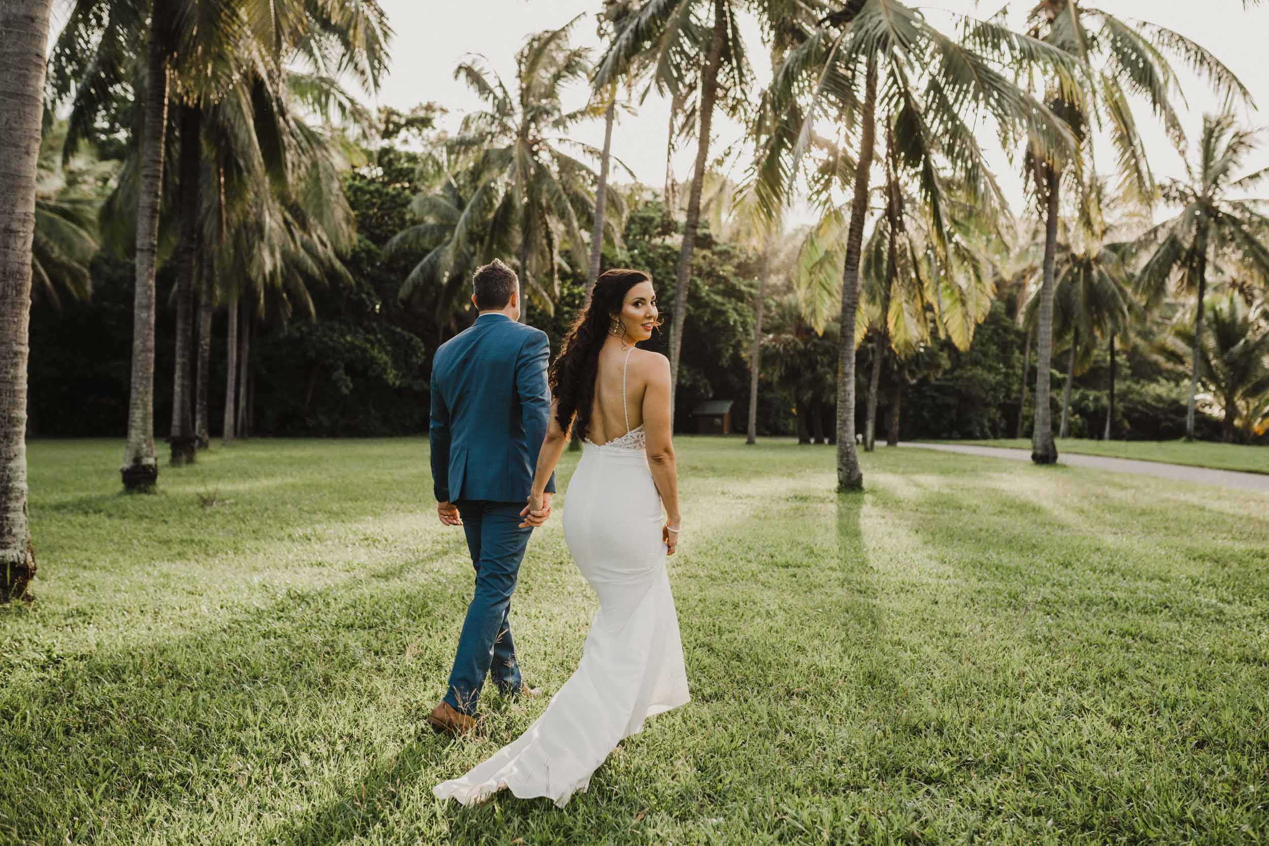 The Raw Photographer - Cairns Wedding Photographer - Thala Beach - Port Douglas Beach Elopement -  Made with love Bridal Dress-33.jpg