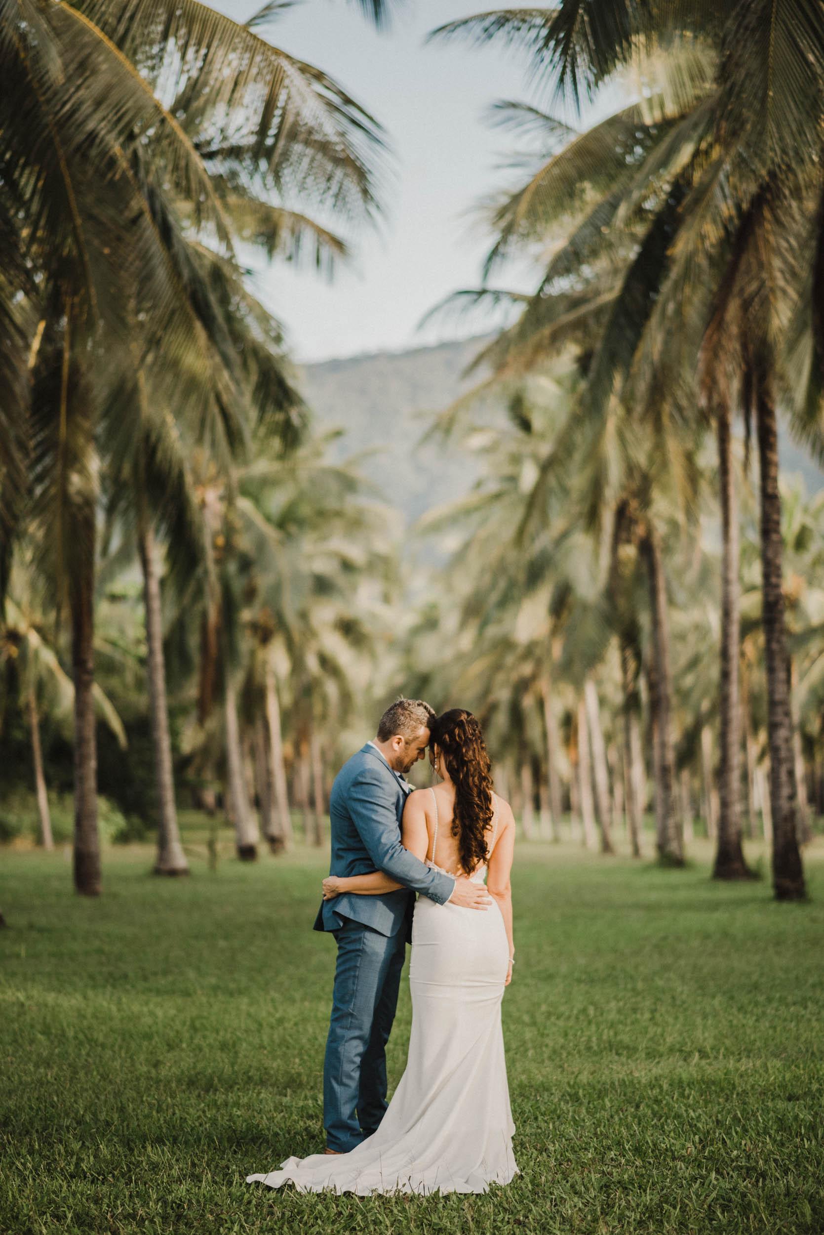 The Raw Photographer - Cairns Wedding Photographer - Thala Beach - Port Douglas Beach Elopement -  Made with love Bridal Dress-35.jpg