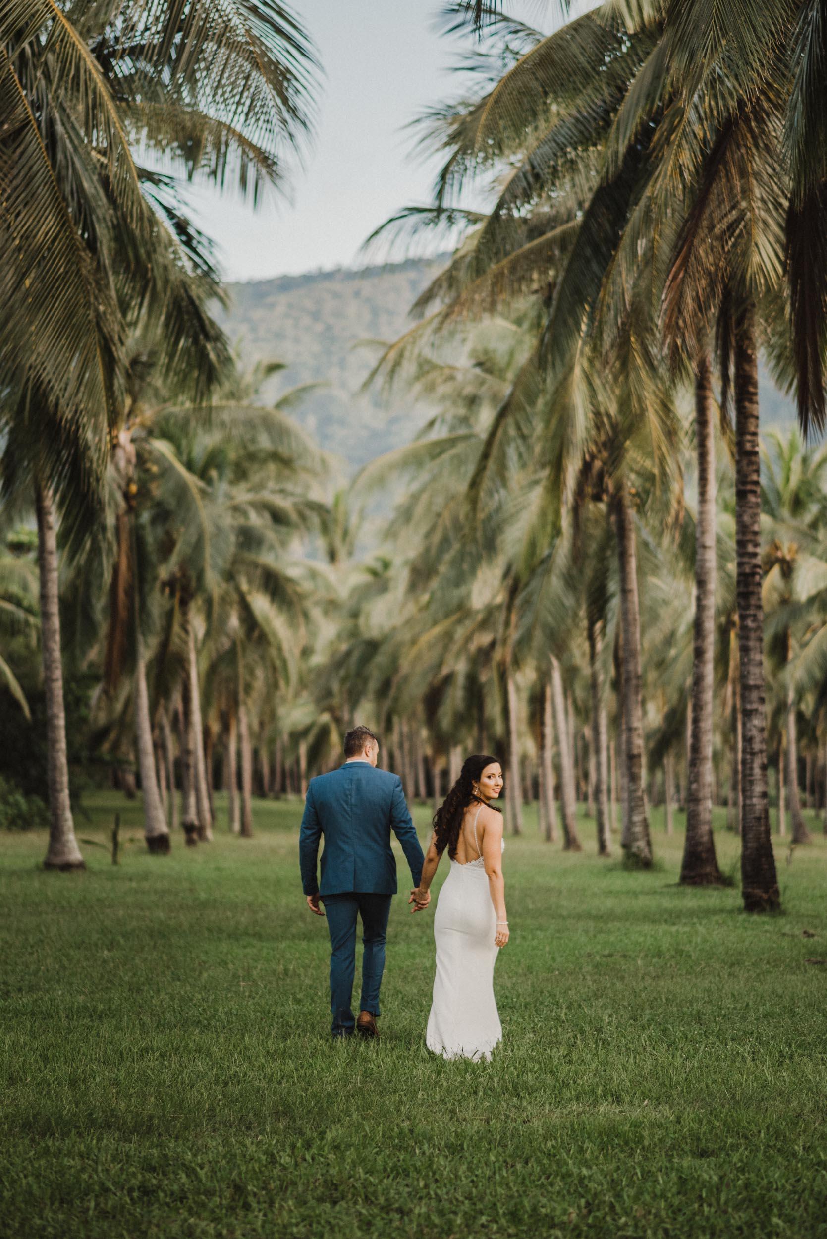 The Raw Photographer - Cairns Wedding Photographer - Thala Beach - Port Douglas Beach Elopement -  Made with love Bridal Dress-40.jpg