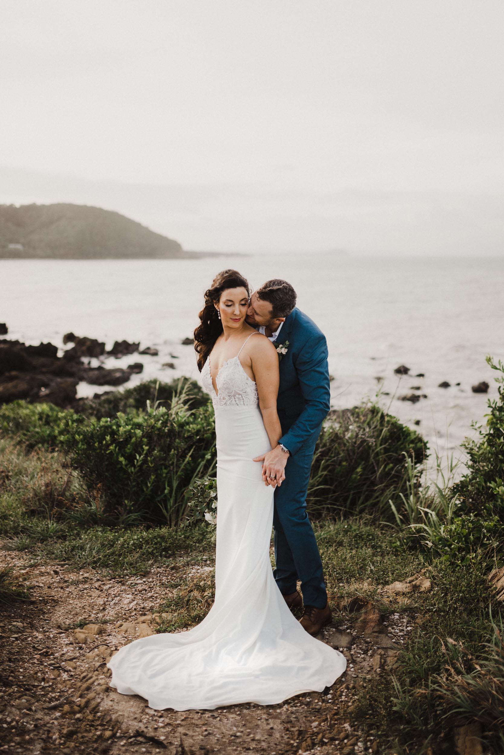 The Raw Photographer - Cairns Wedding Photographer - Thala Beach - Port Douglas Beach Elopement -  Made with love Bridal Dress-44.jpg