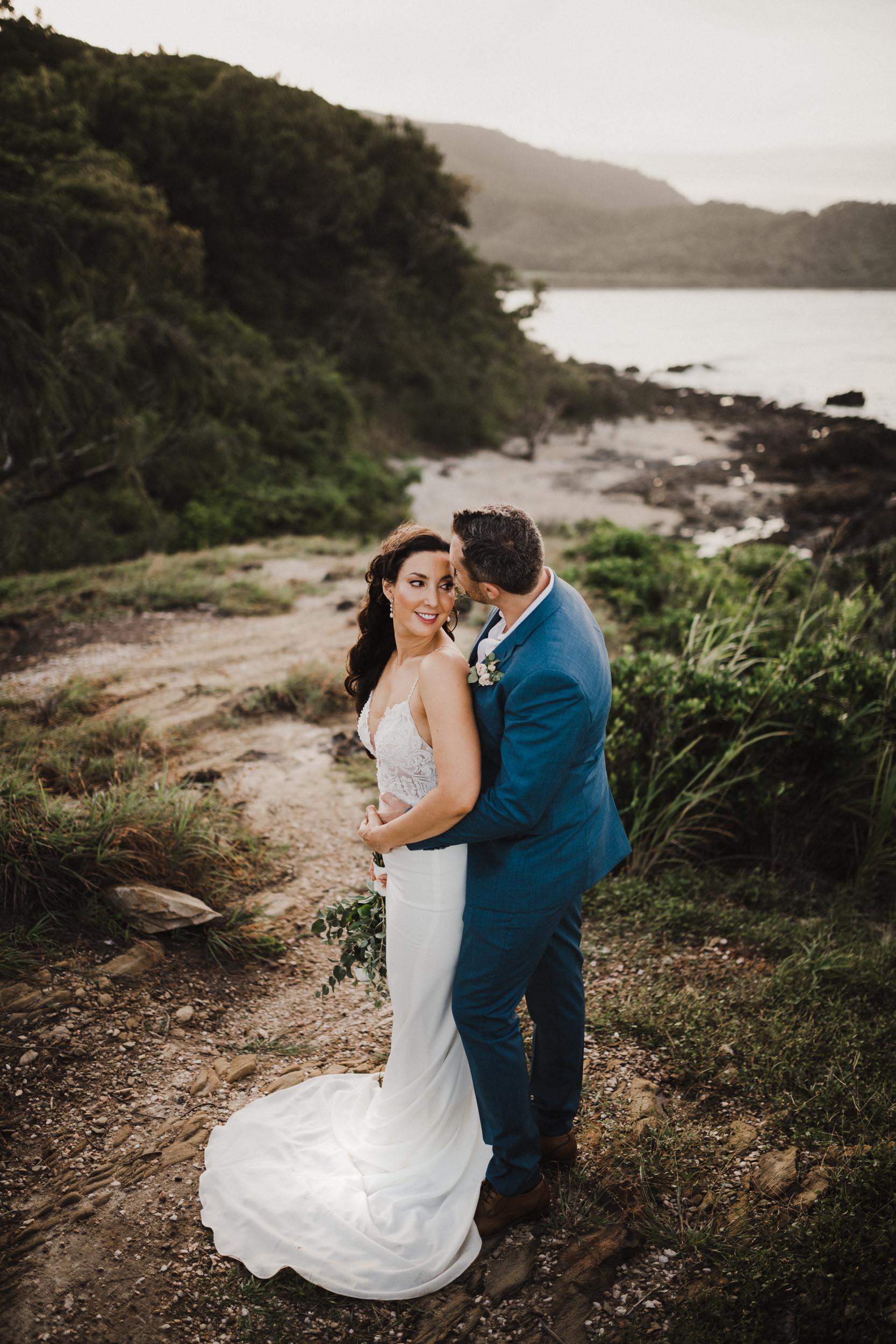 The Raw Photographer - Cairns Wedding Photographer - Thala Beach - Port Douglas Beach Elopement -  Made with love Bridal Dress-45.jpg