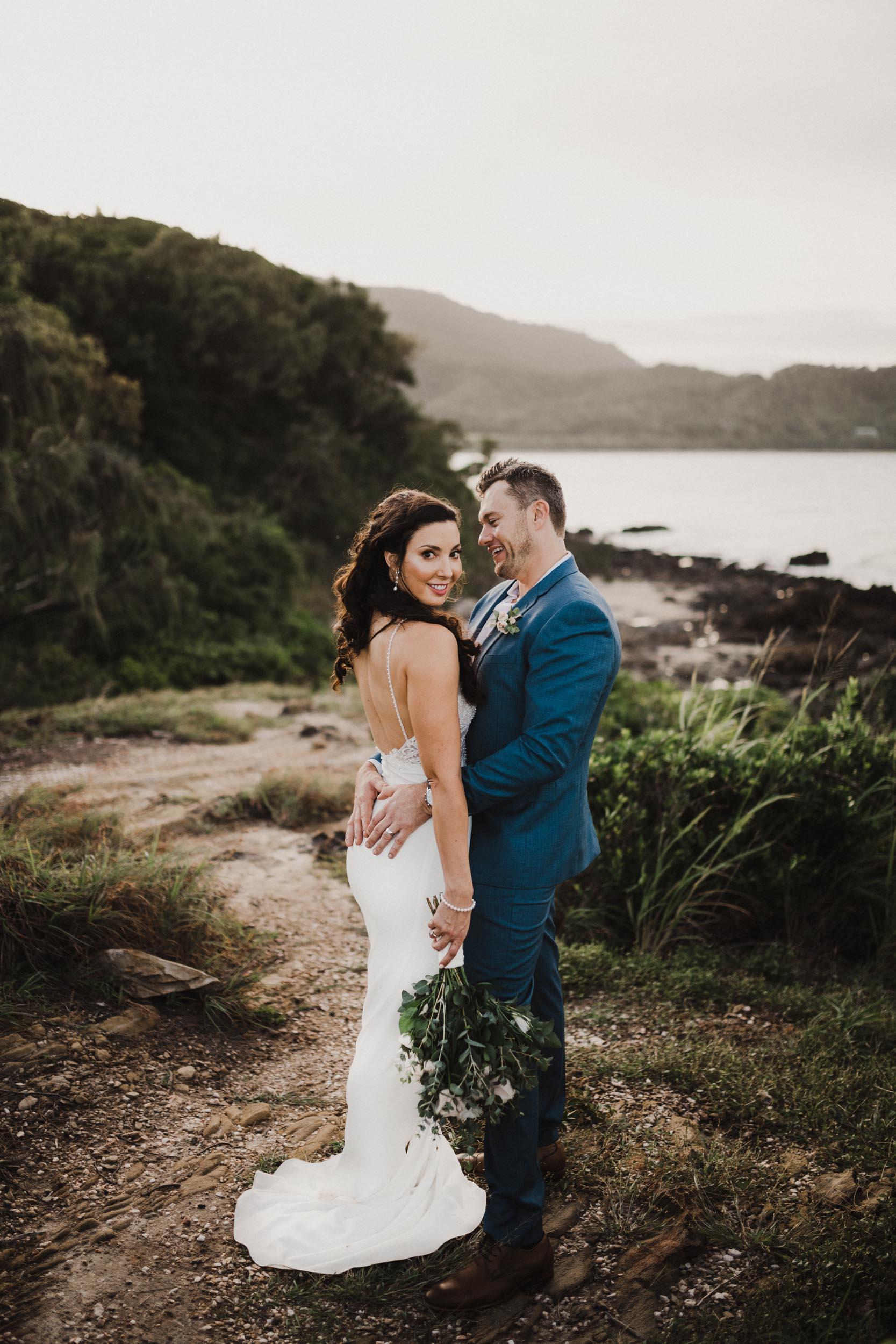 The Raw Photographer - Cairns Wedding Photographer - Thala Beach - Port Douglas Beach Elopement -  Made with love Bridal Dress-46.jpg