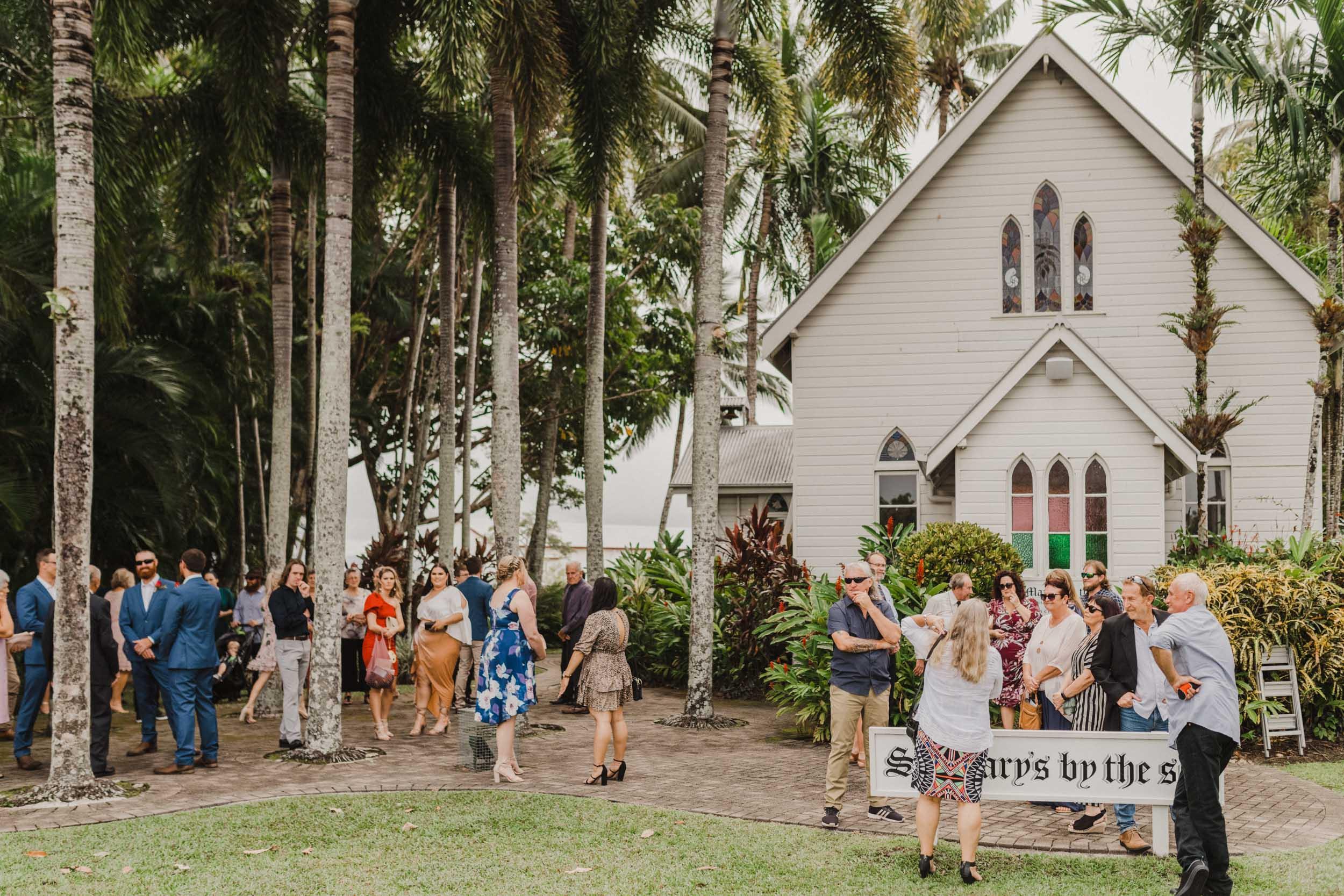 The Raw Photographer - Port Douglas Wedding Photographer - St Mary Church - Cairns Beach Photos-15.jpg