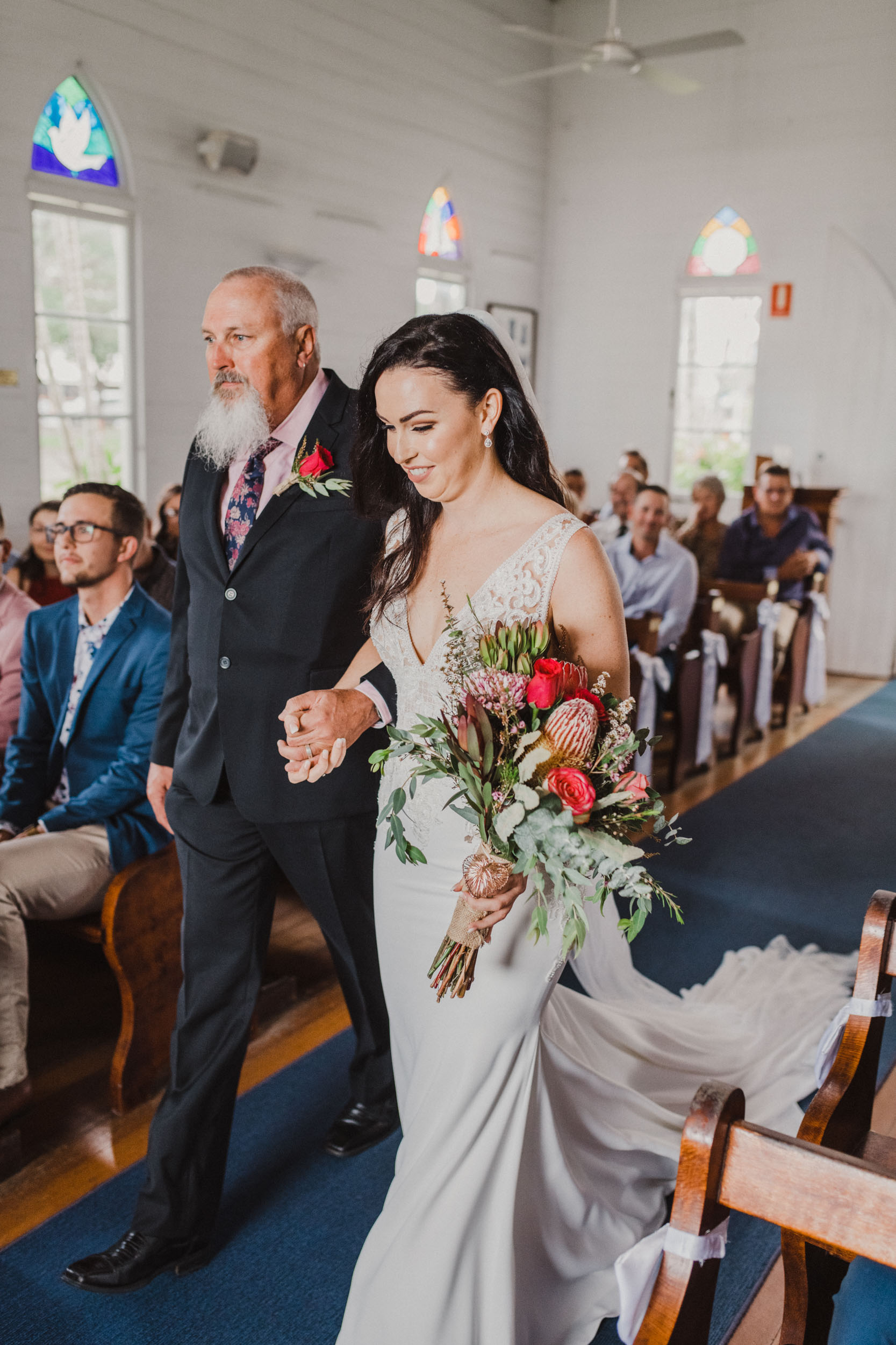 The Raw Photographer - Port Douglas Wedding Photographer - St Mary Church - Cairns Beach Photos-20.jpg