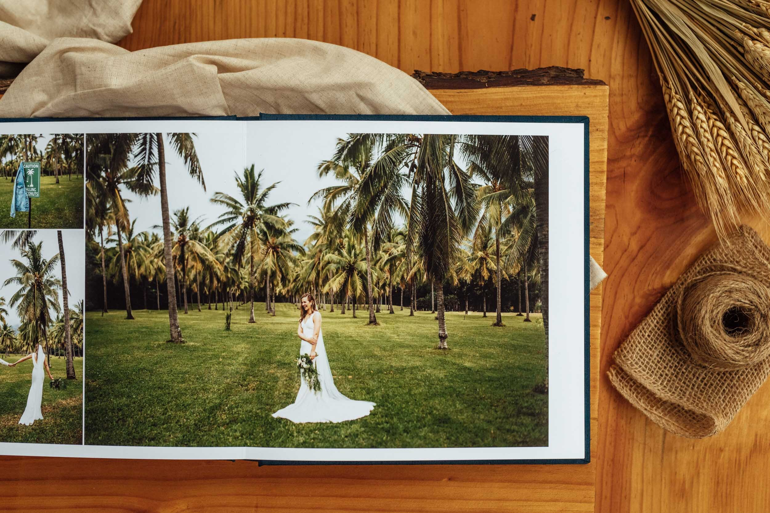 Prints Albums The Raw Photographer Cairns Wedding Photography